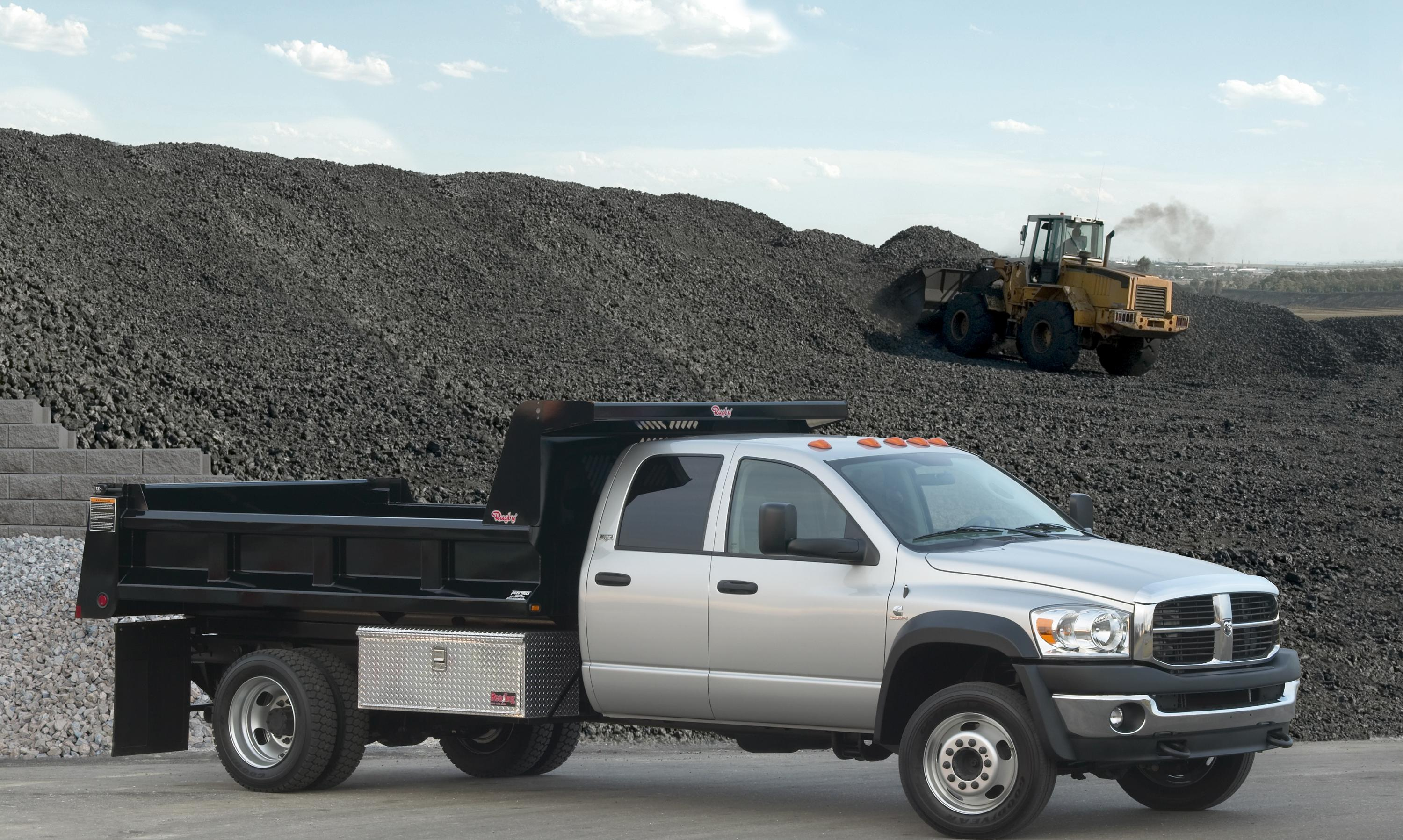 2008 Dodge Ram 4500 And 5500 Chassis Cabs Top Speed