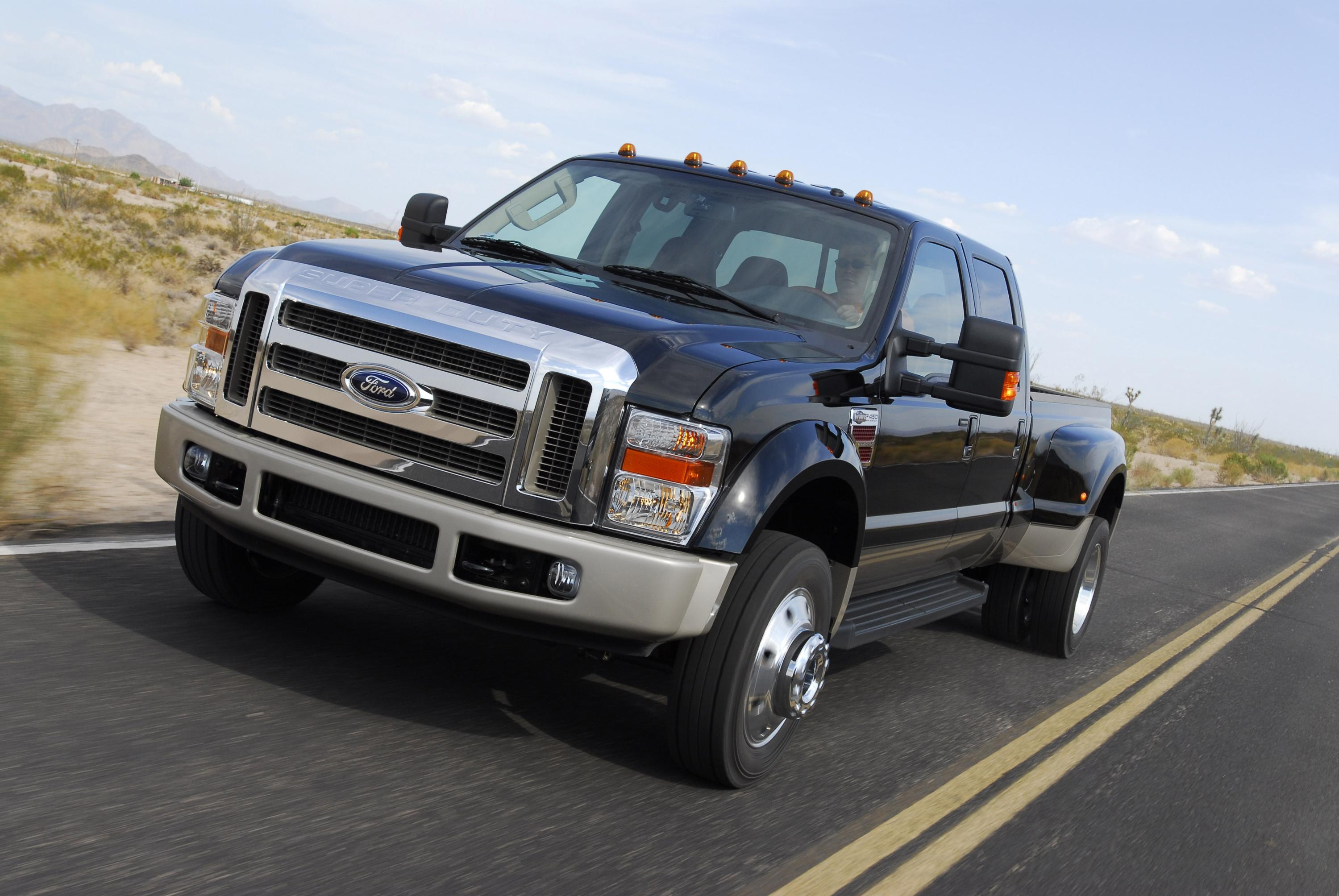 2008 f250 king ranch mpg