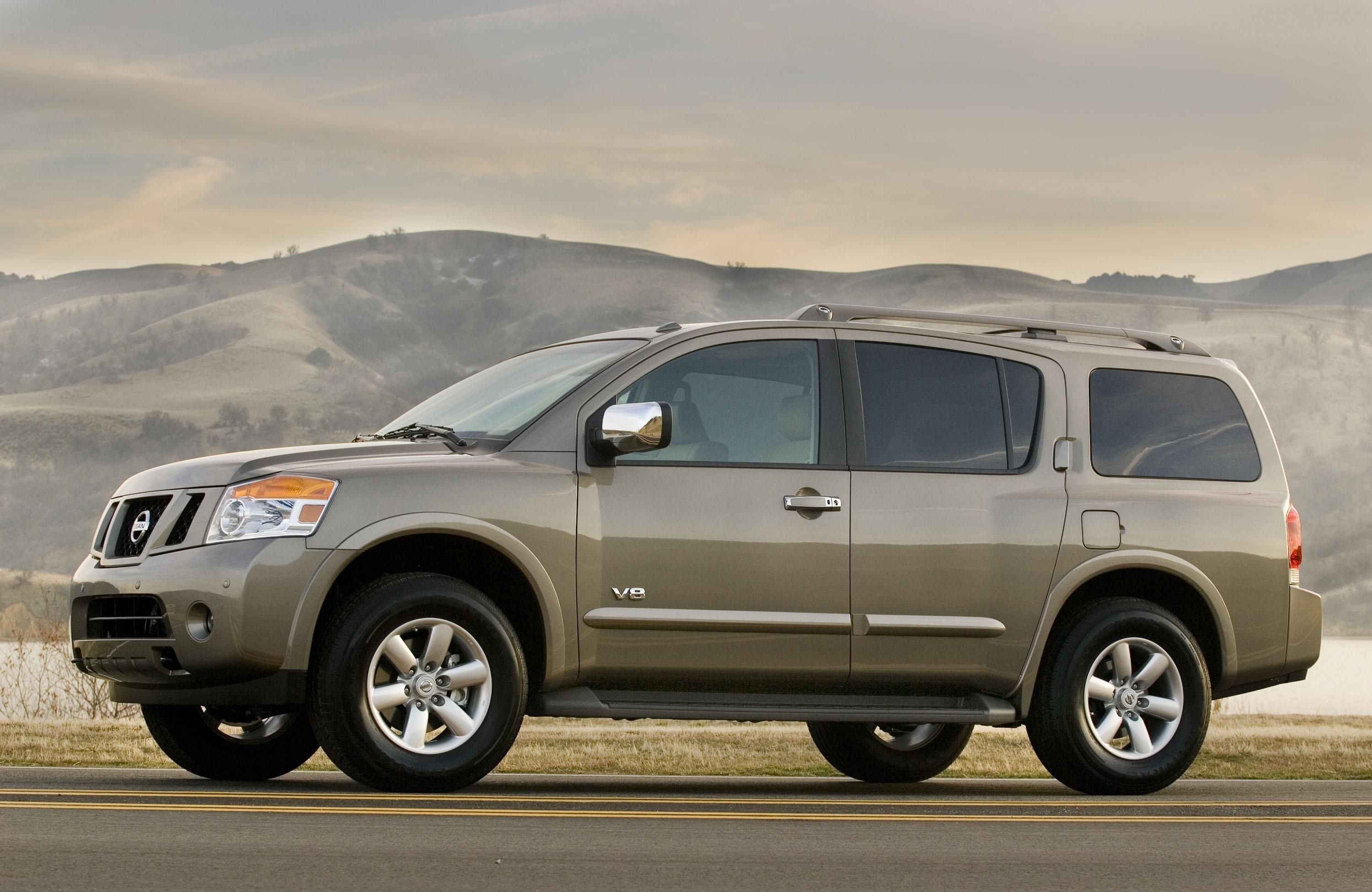 2008 nissan armada review top speed. Black Bedroom Furniture Sets. Home Design Ideas