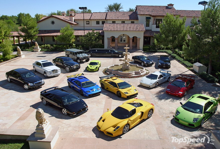 A Dream Garage Picture 150232 Car News Top Speed
