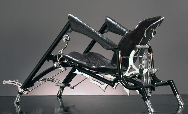 Chopper Chairs From Motorlounge Top Speed