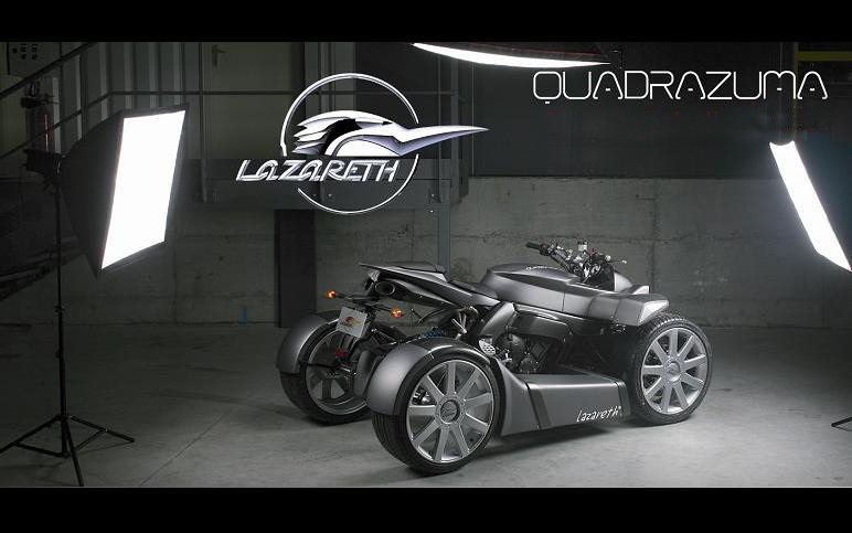 Lazareth Quadrazuma Invitation To A Fantastic Ride News HD Wallpapers Download free images and photos [musssic.tk]