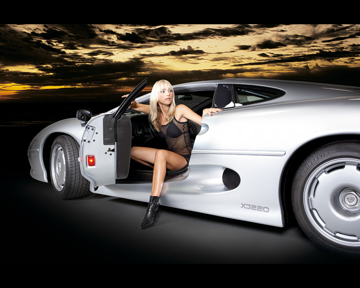 Miss Tuning Calendar 2007 Top Speed