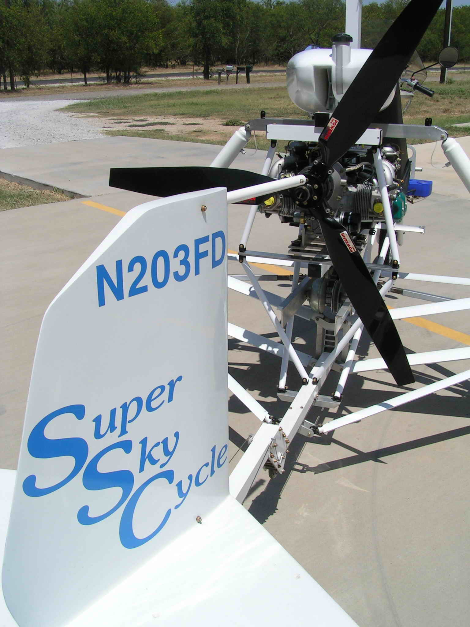 Super Sky Cycle, The Flying Motorcycle | Top Speed