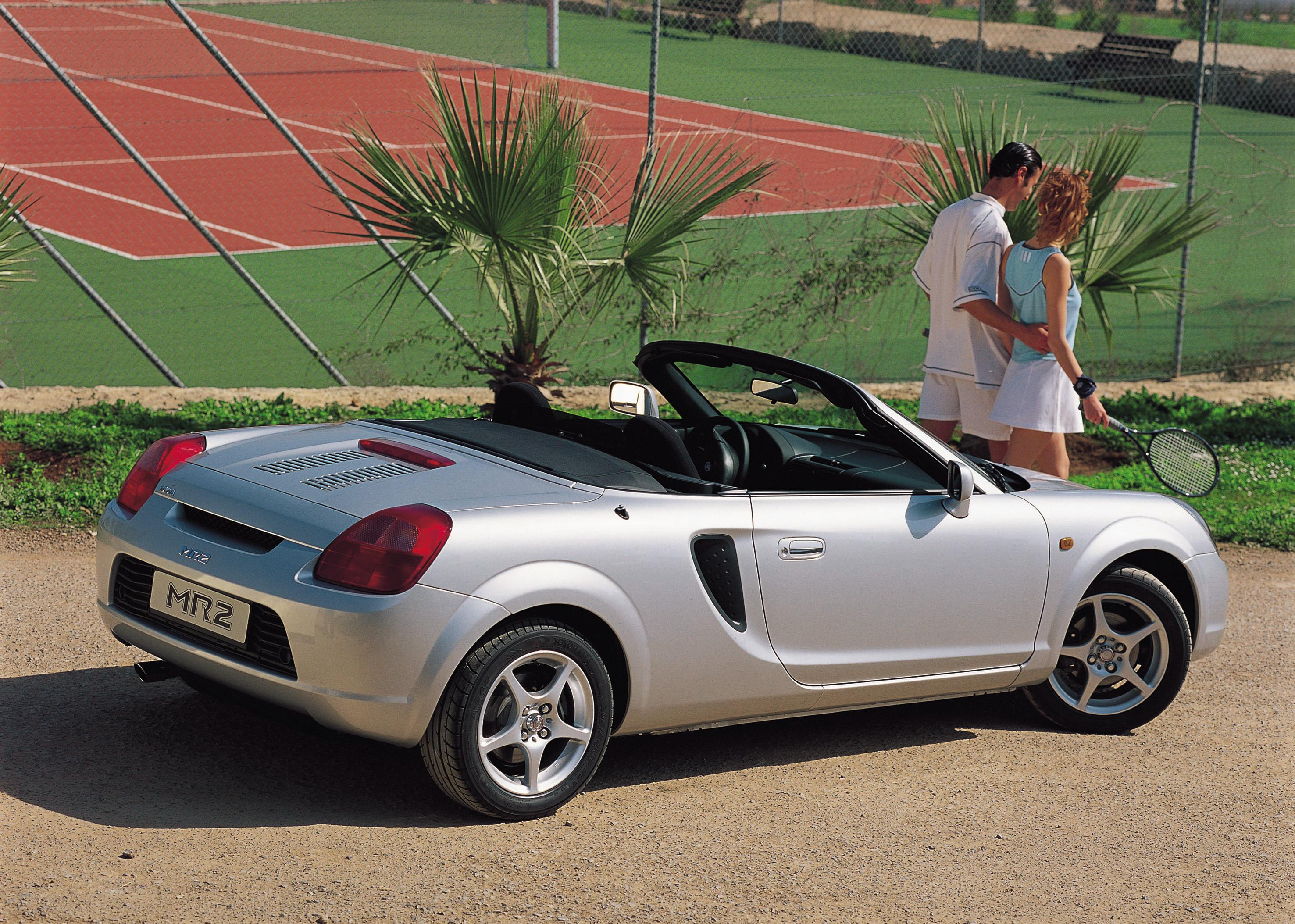 Delicieux 2002 Toyota MR2 Review   Top Speed. »