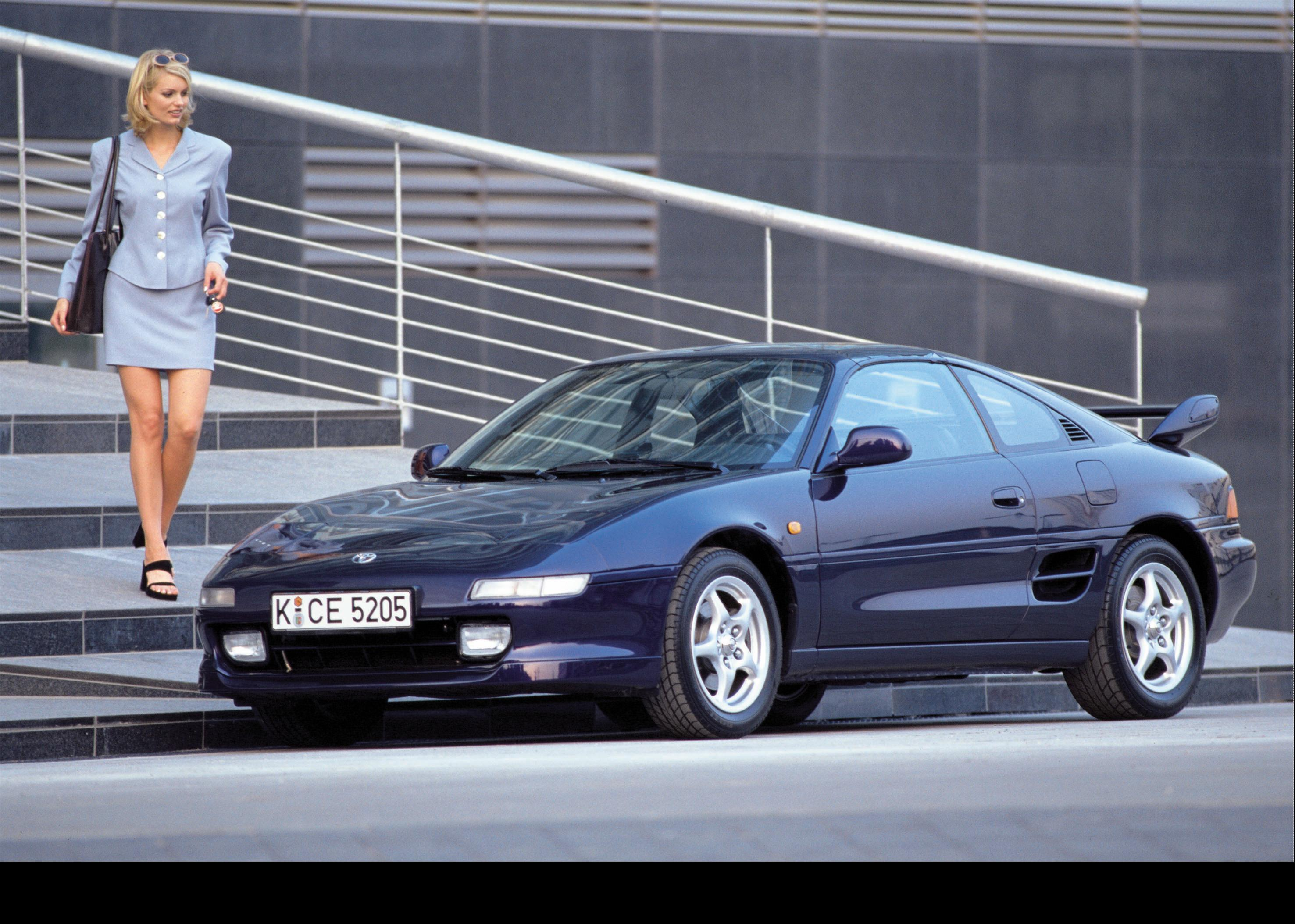2002 Toyota MR2 Review   Top Speed. »