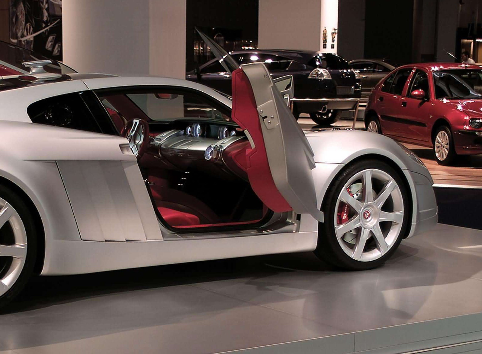 2003 Jaguar XF 10 Concept By Fuore Design Gallery 154366 | Top Speed