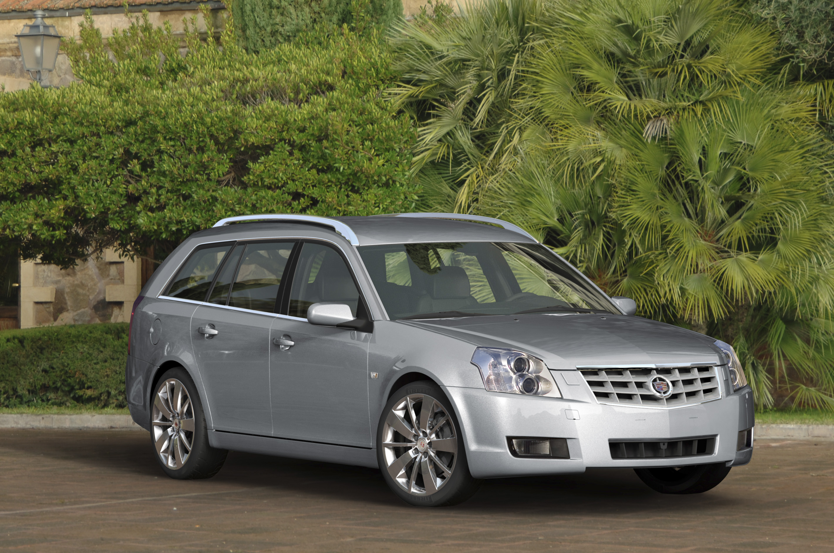 2007 cadillac bls wagon review top speed. Black Bedroom Furniture Sets. Home Design Ideas
