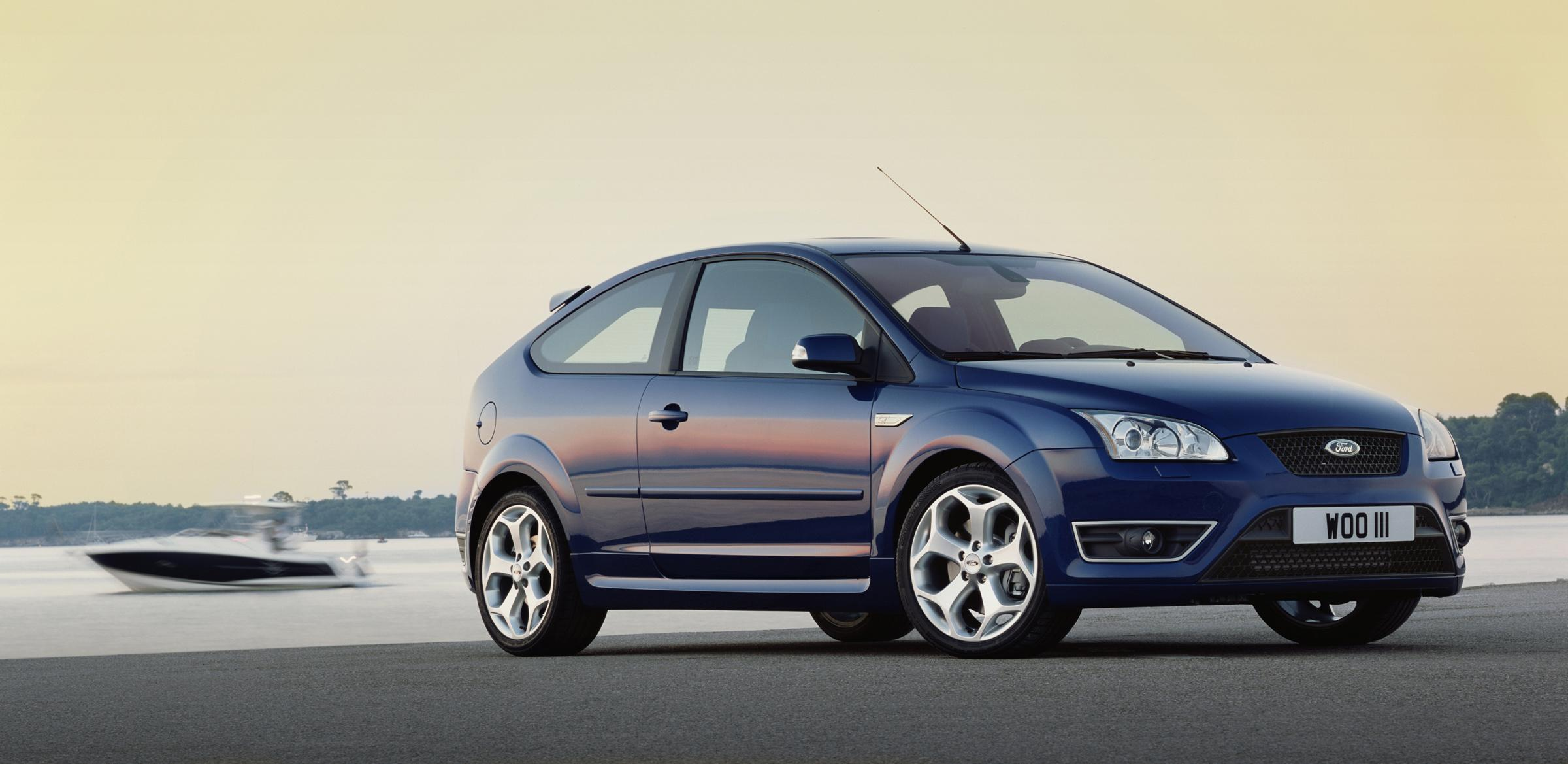 2007 ford focus st top speed