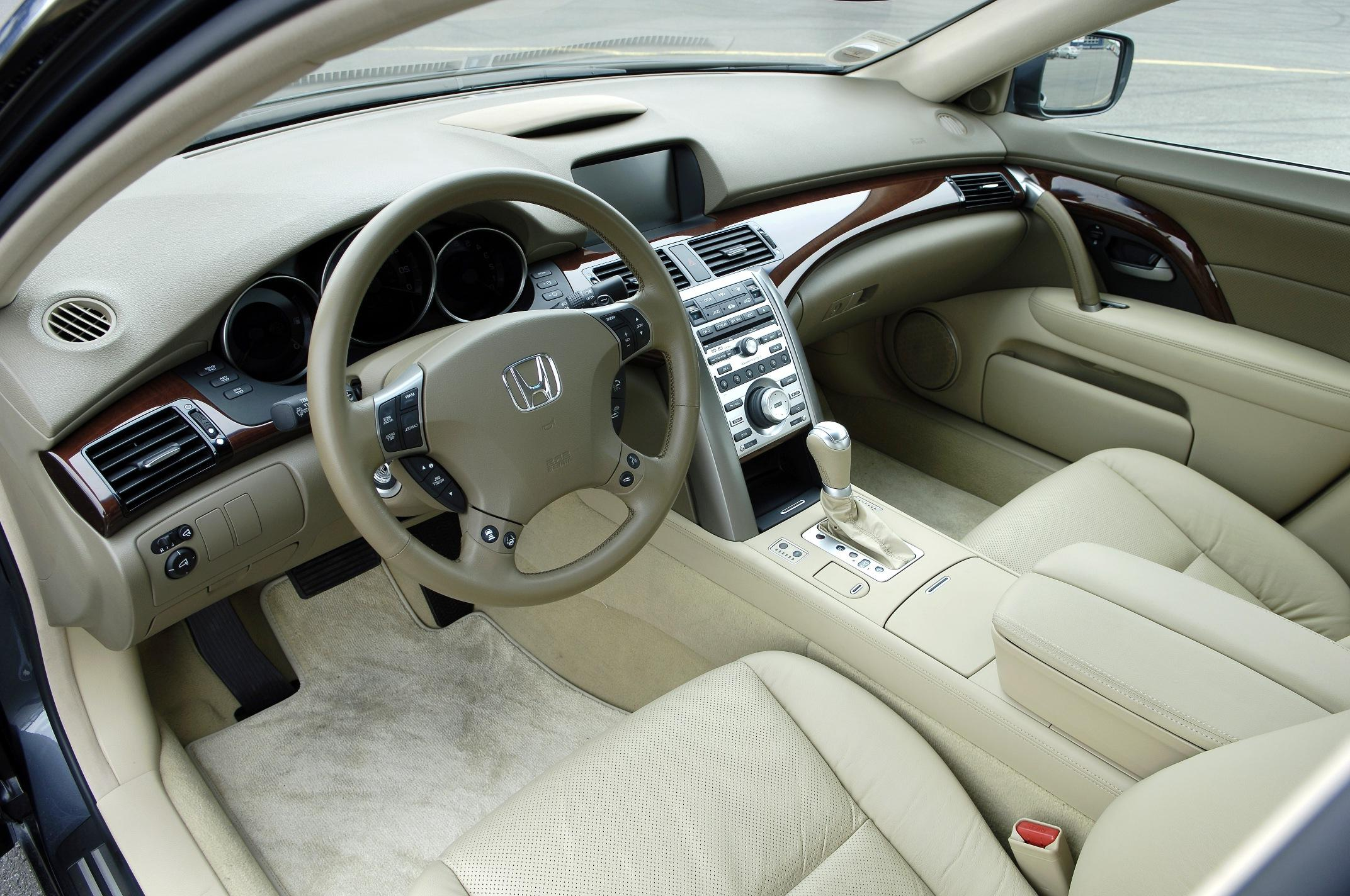 2007 Honda Legend Acura Rl Review Top Speed