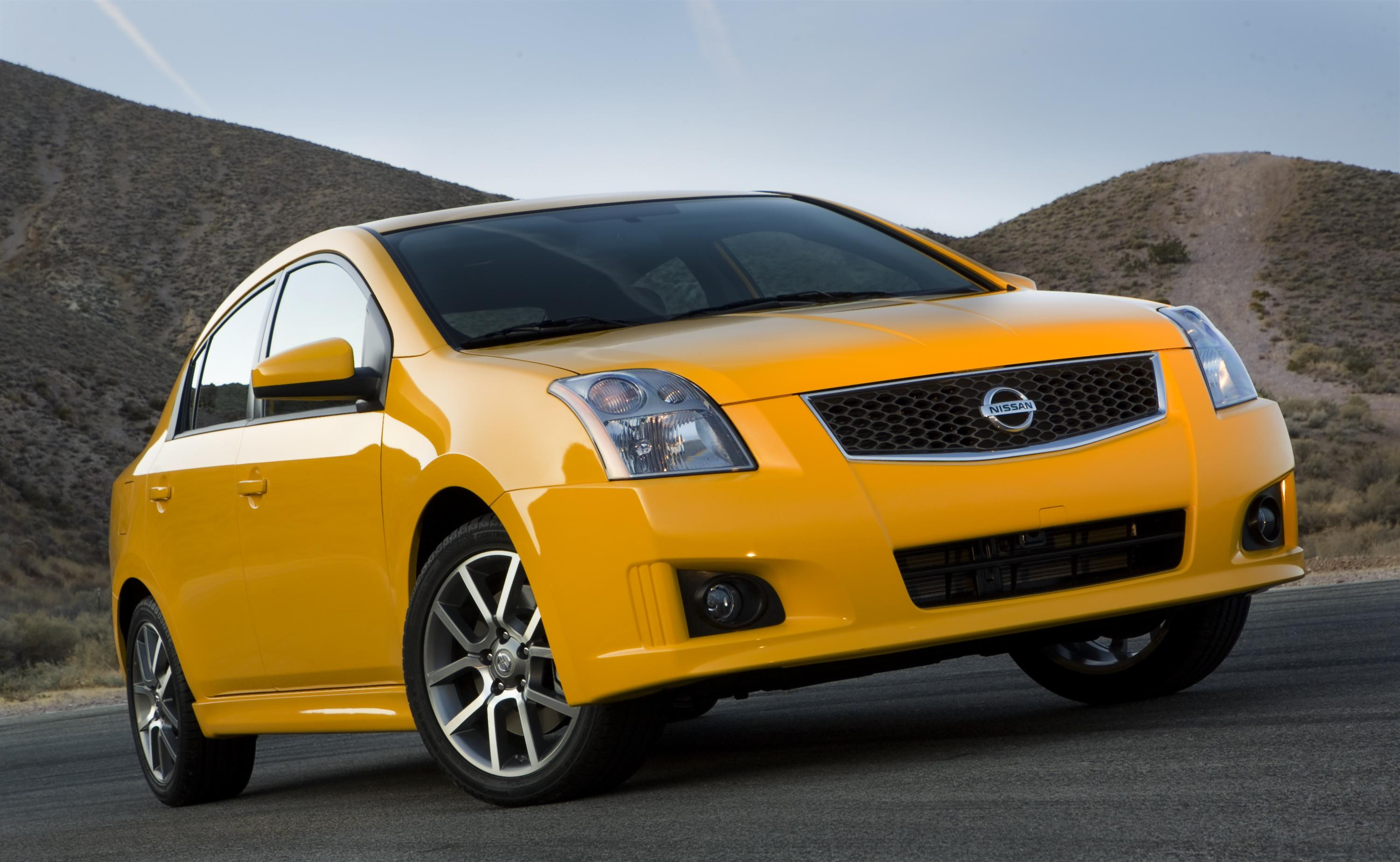 2007 nissan sentra se r pricing announced top speed. Black Bedroom Furniture Sets. Home Design Ideas