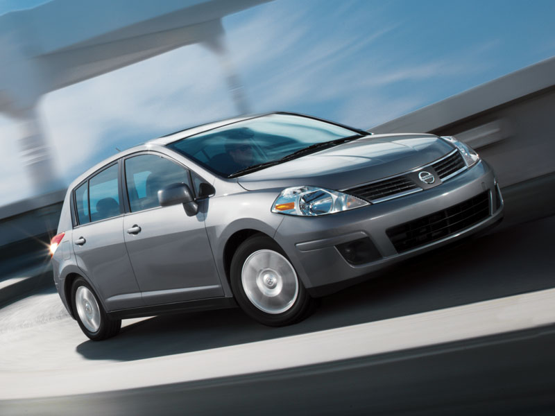 2007 Nissan Versa | Top Speed