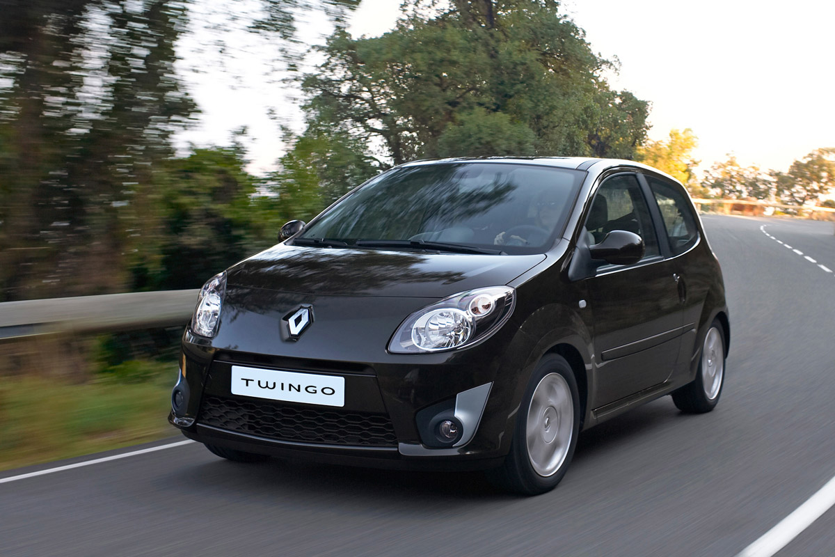 2007 renault twingo review top speed. Black Bedroom Furniture Sets. Home Design Ideas