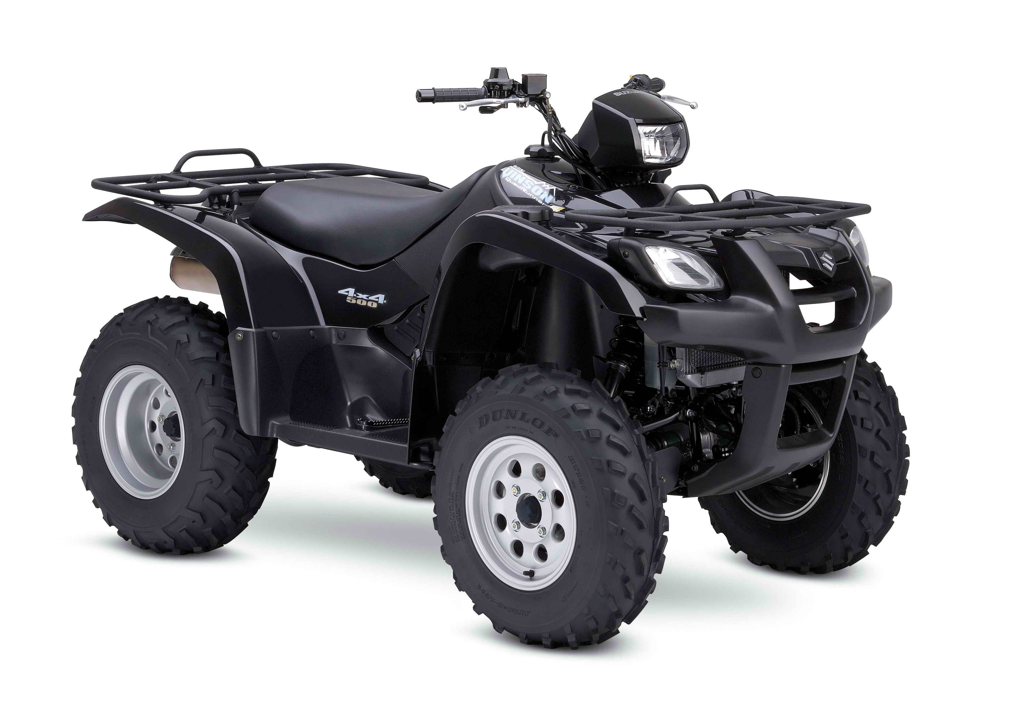 2007 Suzuki Vinson 500 4x4 Auto | Top Speed. »