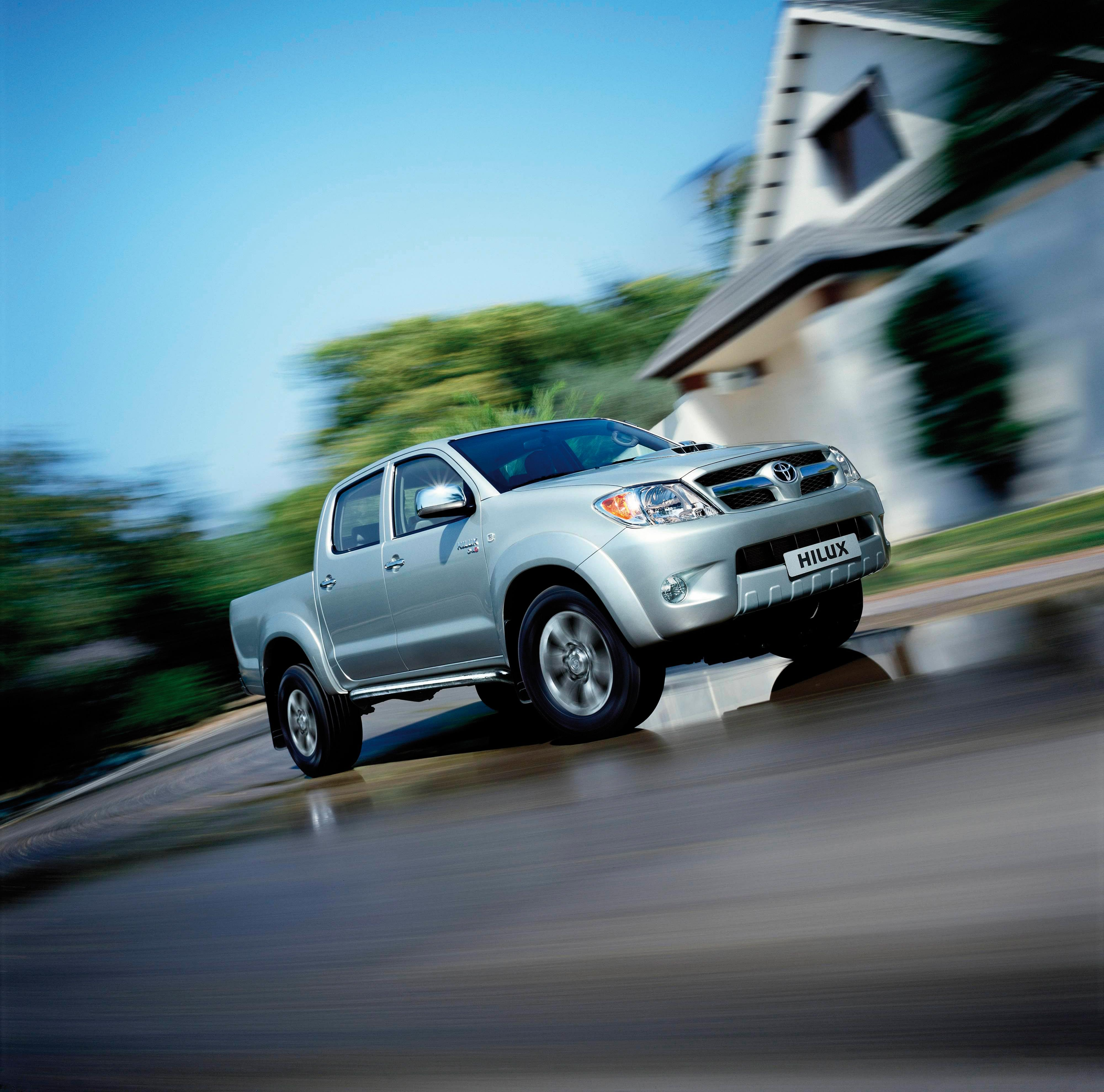 2007 Toyota Hilux Top Speed Problems