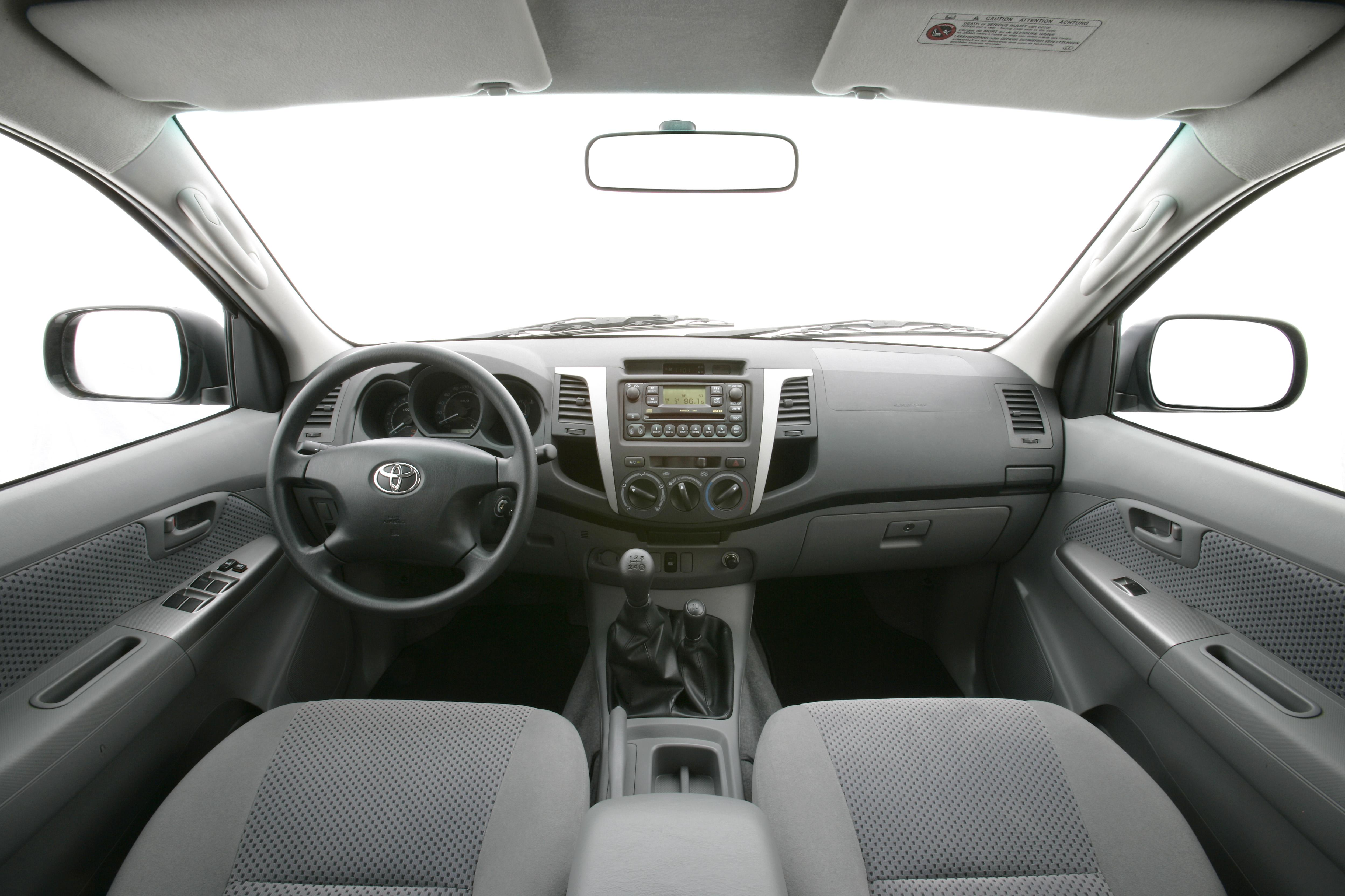 Types Of Pickup Trucks >> 2007 Toyota Hilux Gallery 157950 | Top Speed