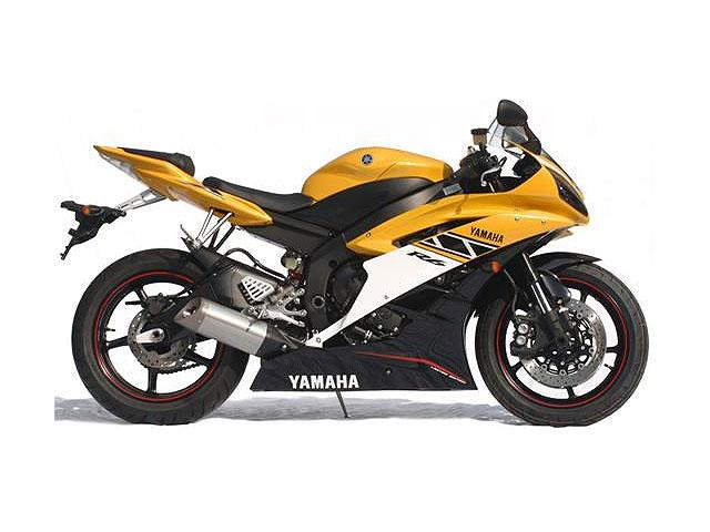 2007 Yamaha YZF 600 R6 Special Edition