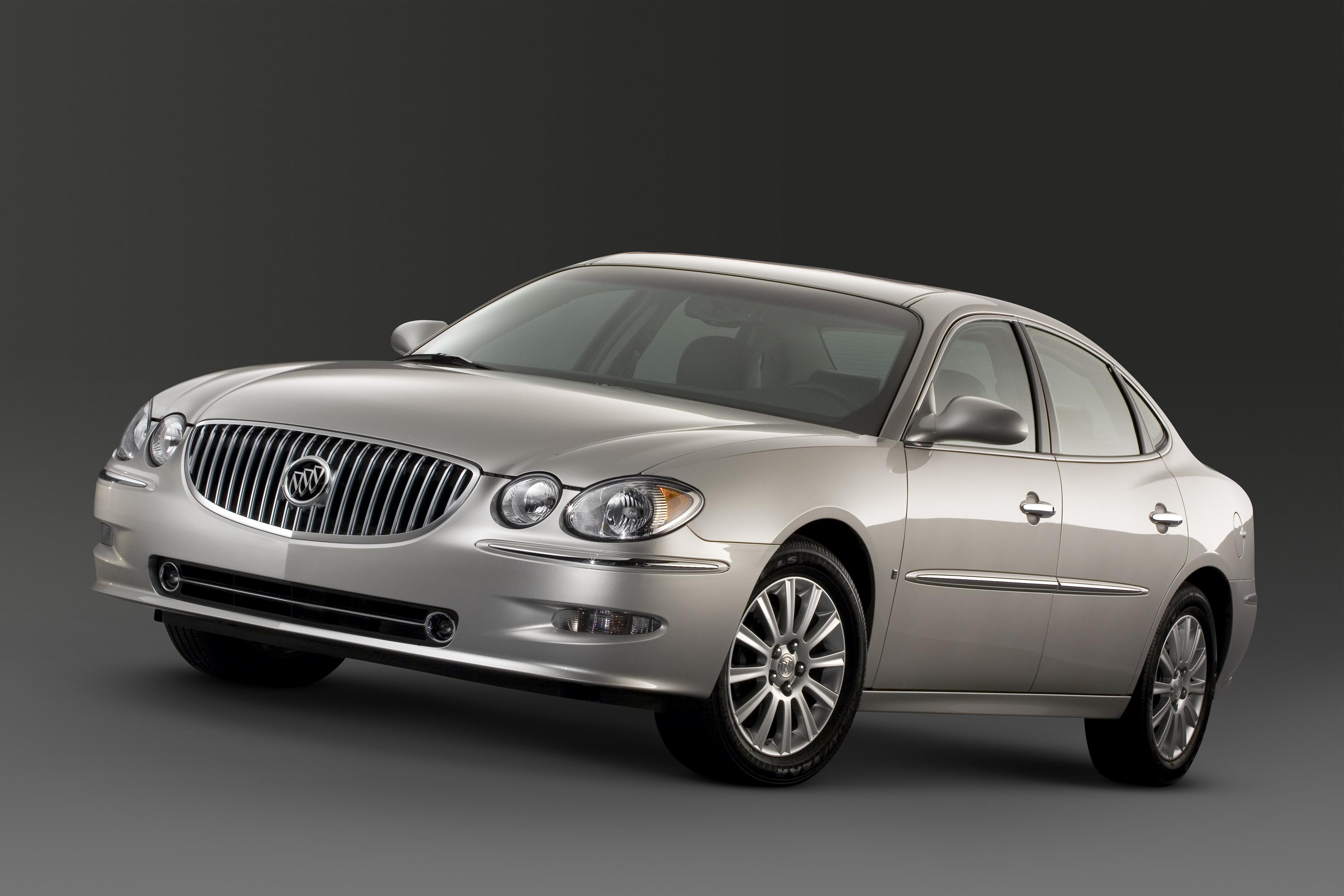 2008 Buick LaCrosse | Top Speed