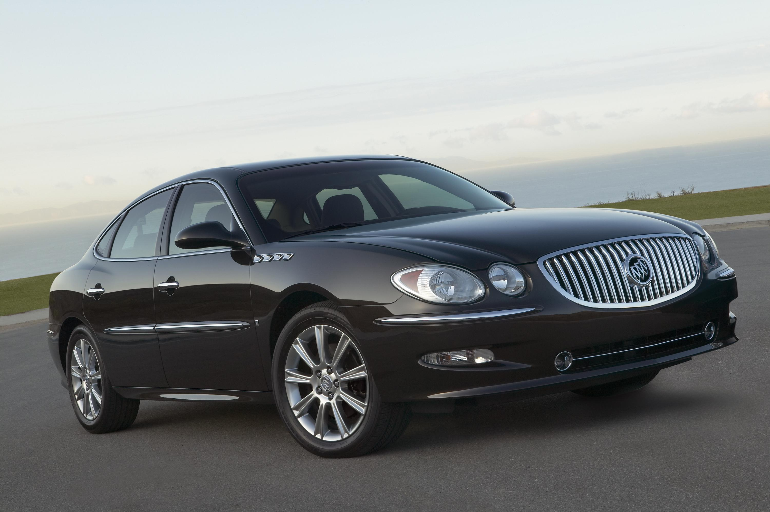 2007 Buick Lucerne Black >> 2008 Buick LaCrosse Super | Top Speed
