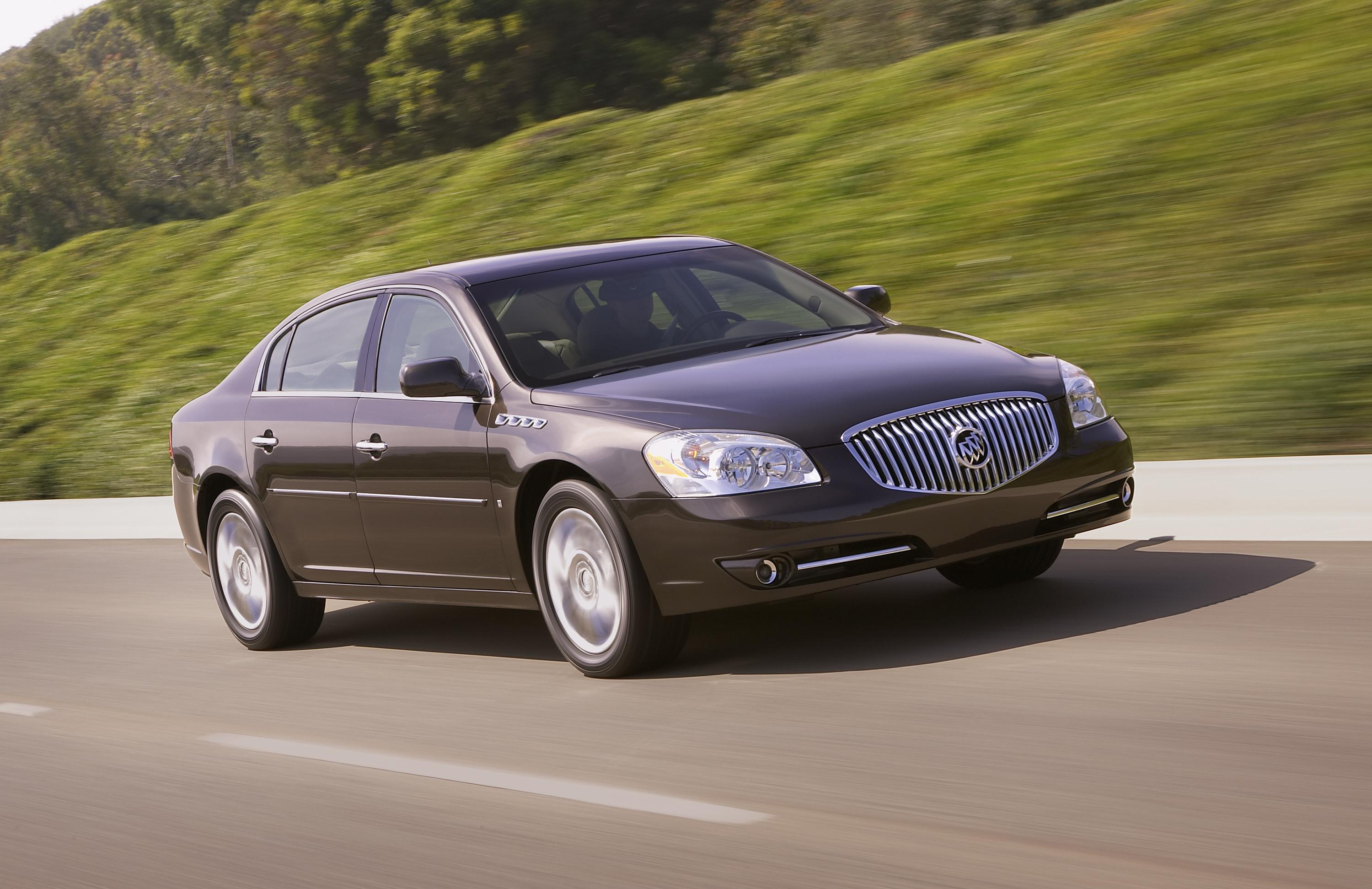 2008 buick lucerne super review gallery top speed. Black Bedroom Furniture Sets. Home Design Ideas