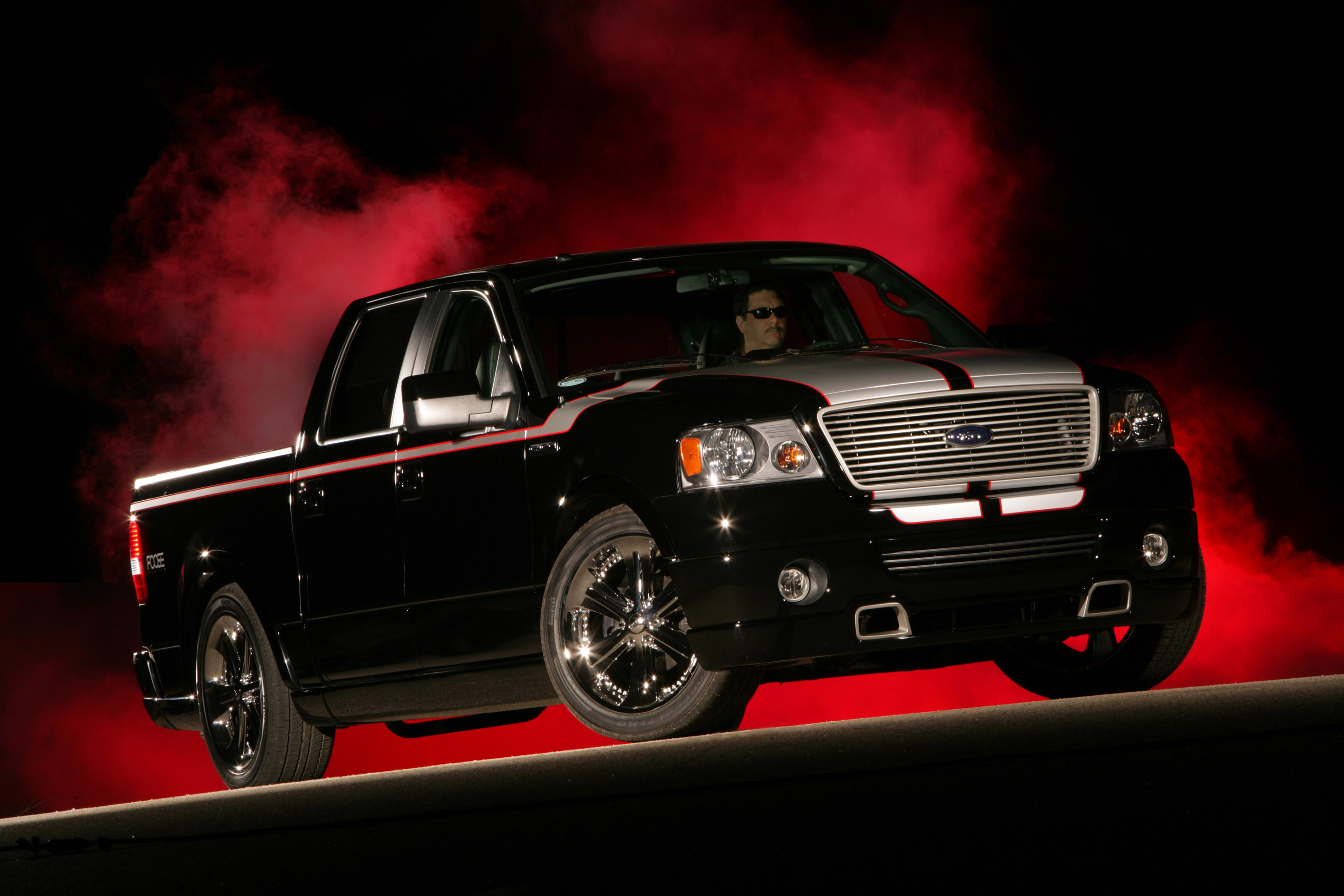 Types Of Pickup Trucks >> 2008 Ford F-150 Foose Edition | Top Speed
