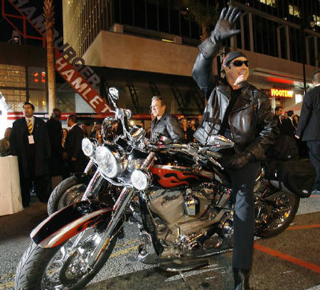 Harley Davidson Motorcycles >> John Travolta's Motorcycle To Be Auctioned News - Top Speed