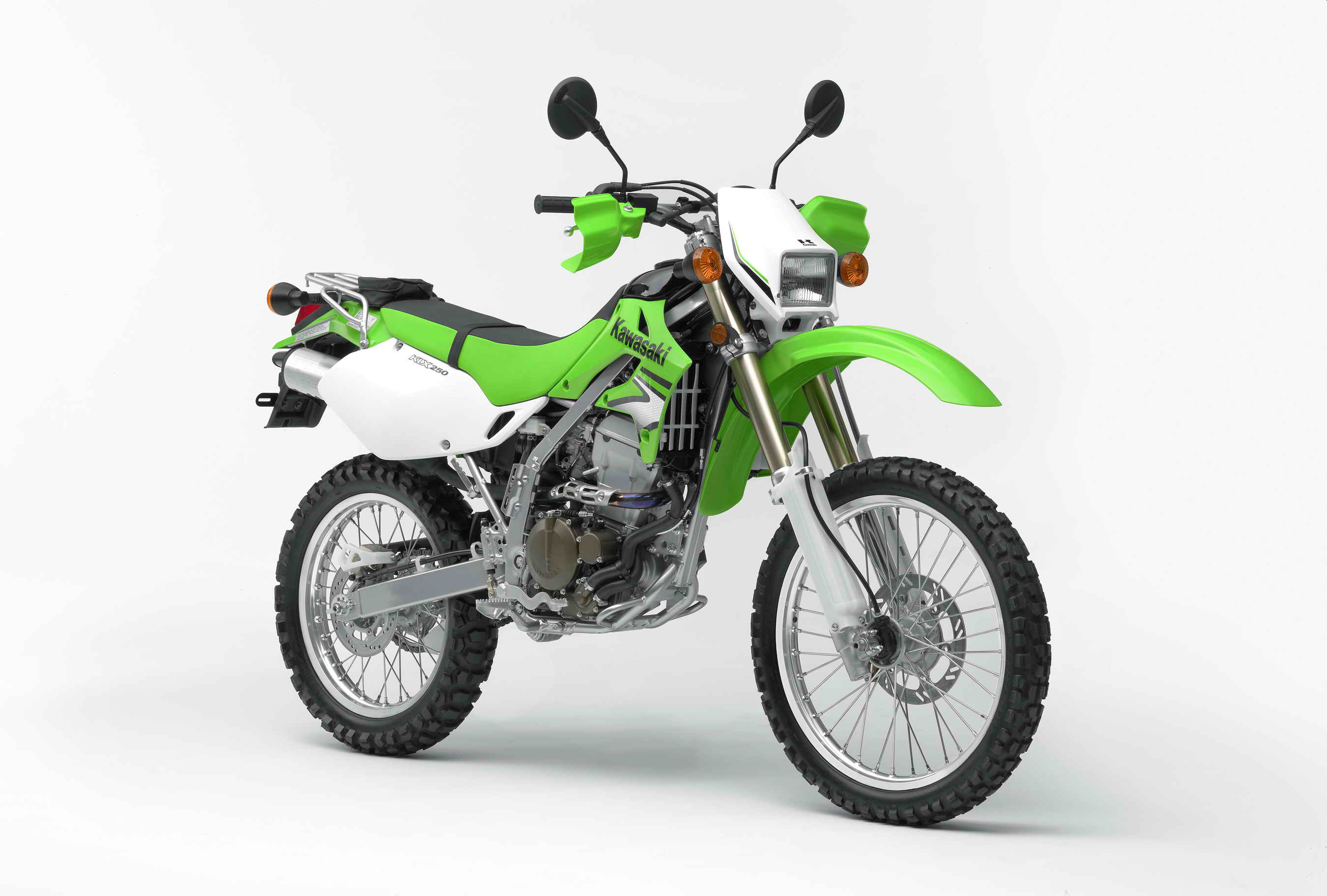 Kawasaki KLX250S | Top Speed