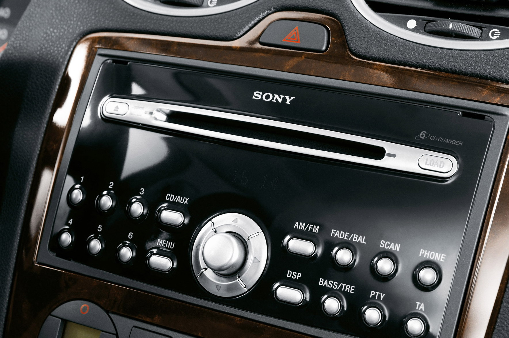 Sony To Provide Audio Systems For U S  Ford Models