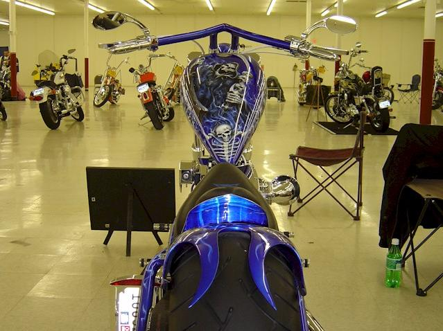 spring thaw bike show and swap meet