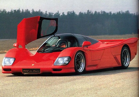 1994 Dauer 962 LeMans | Top Speed