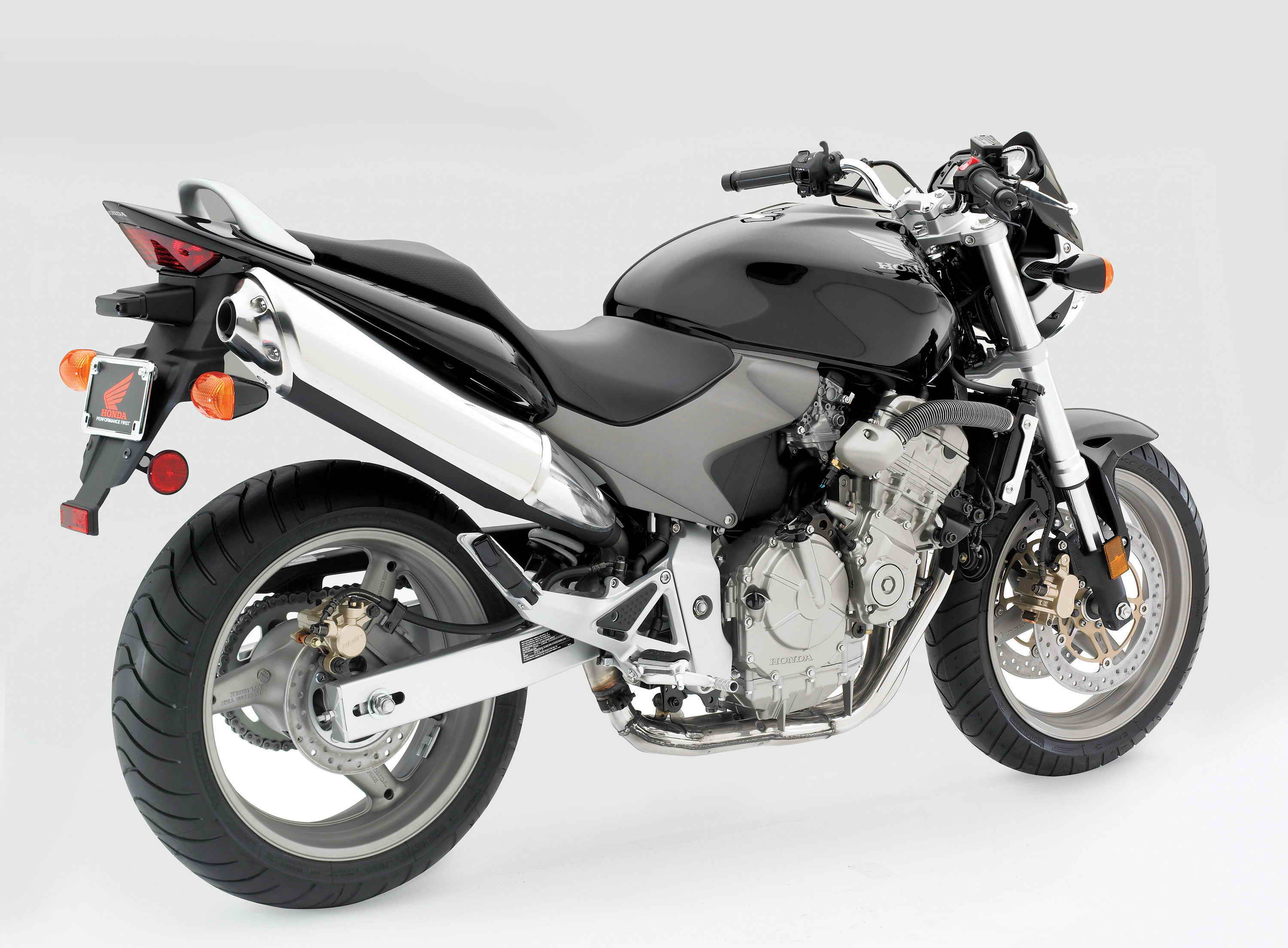 2006 Honda 599 | Top Speed
