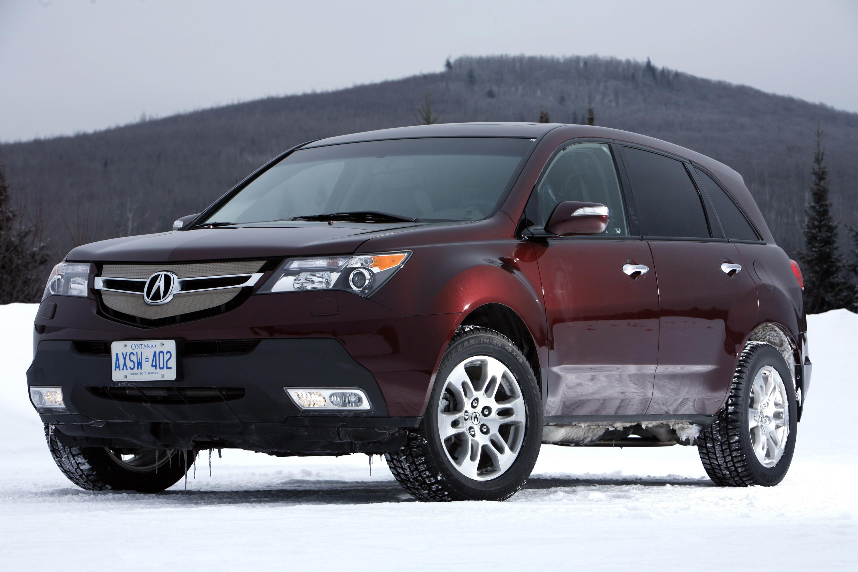 Acura MDX Review Top Speed - Acura mdx tow capacity