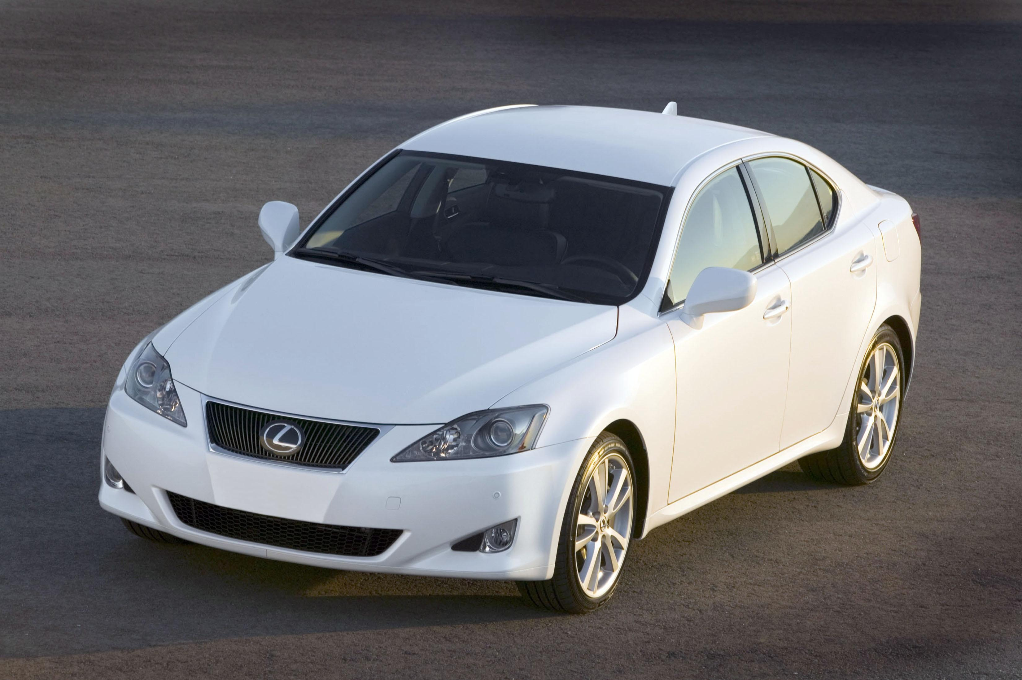 2007 Lexus IS 350 Top Speed