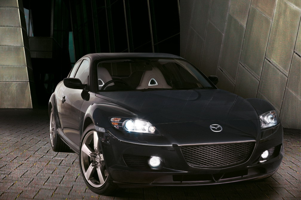 2007 mazda rx 8 kuro gallery 160543 top speed. Black Bedroom Furniture Sets. Home Design Ideas