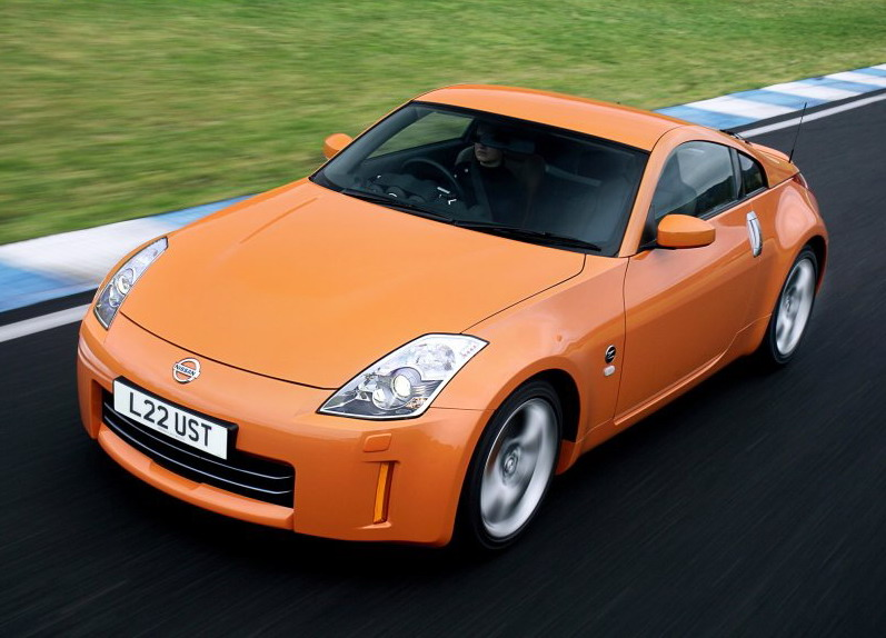 2007 nissan 350z uk pricing announced news top speed. Black Bedroom Furniture Sets. Home Design Ideas