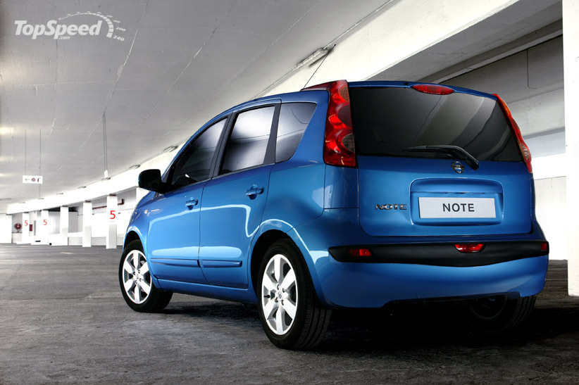 2007 nissan note picture 165365 car review top speed. Black Bedroom Furniture Sets. Home Design Ideas