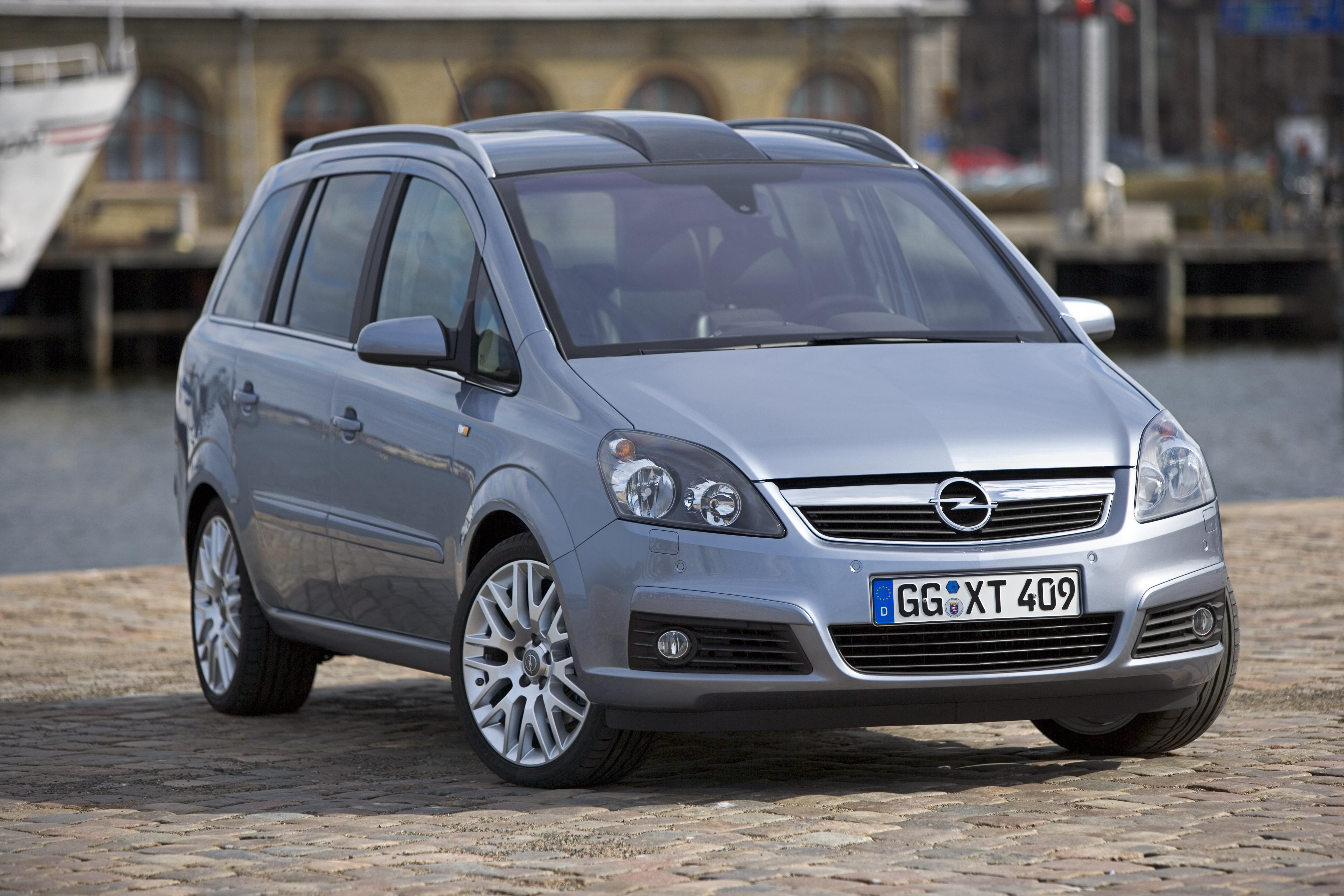 2007 opel zafira review top speed. Black Bedroom Furniture Sets. Home Design Ideas
