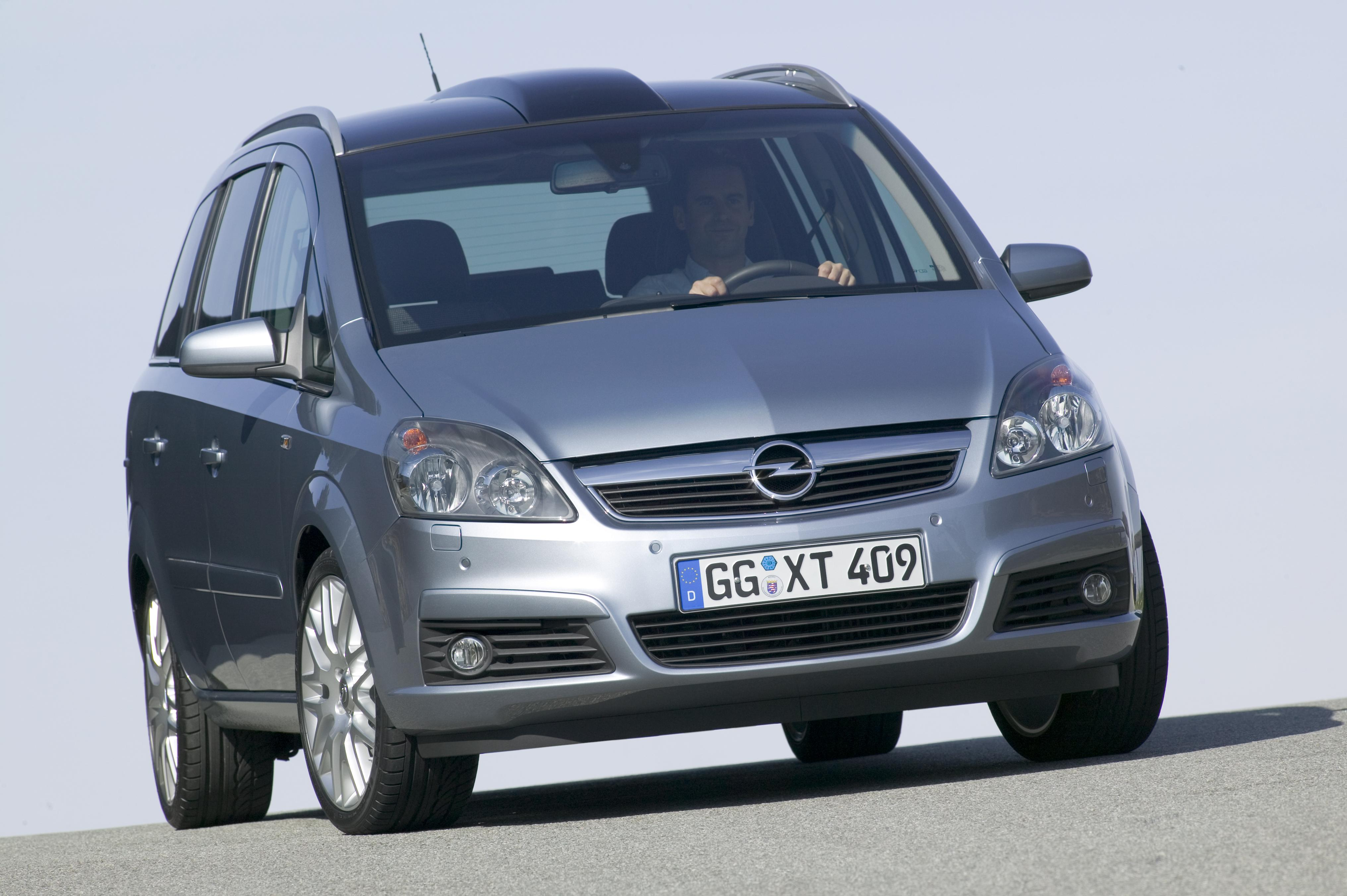 2007 opel zafira top speed. Black Bedroom Furniture Sets. Home Design Ideas