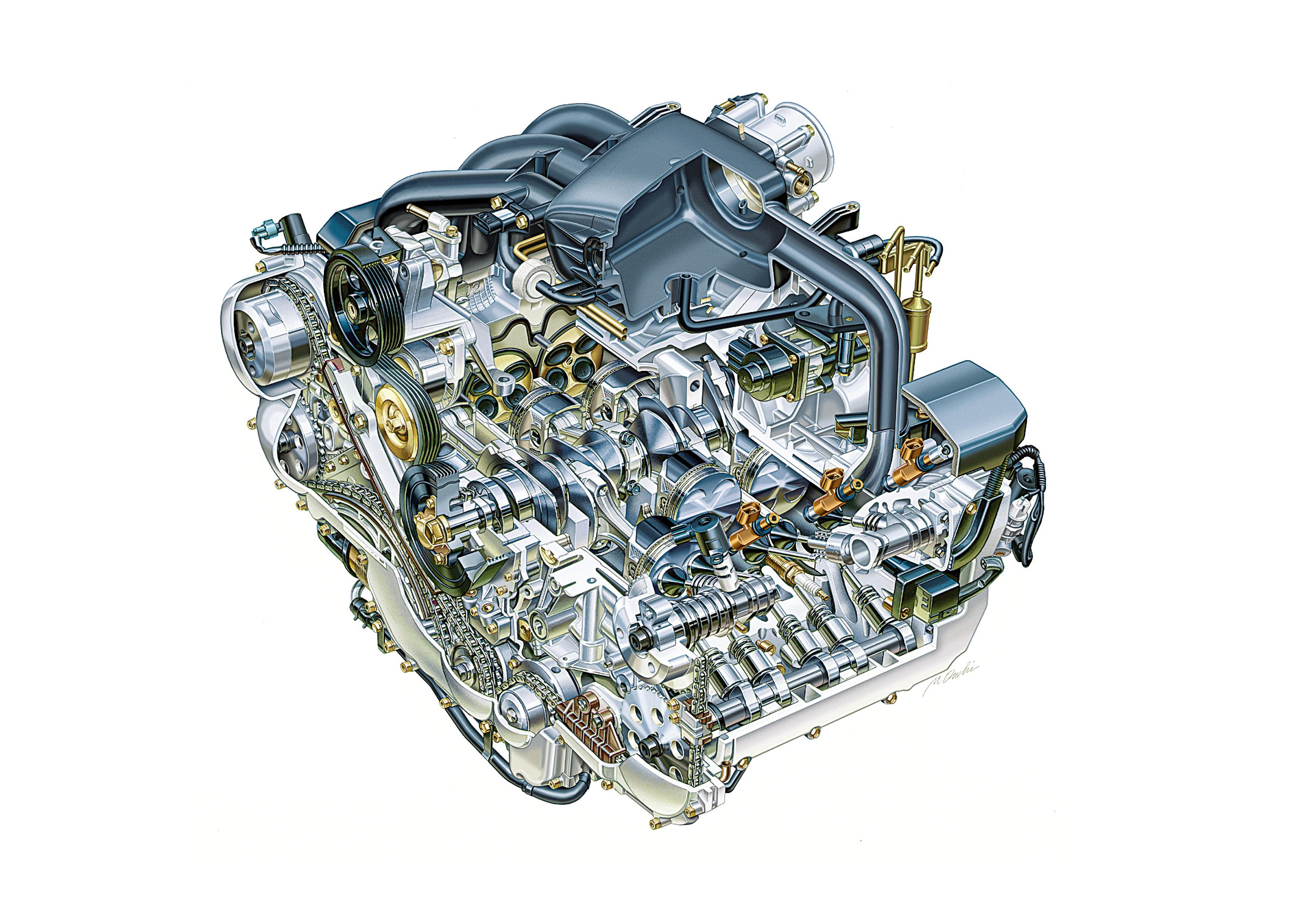 2007 Subaru Outback Top Speed Timing Chain