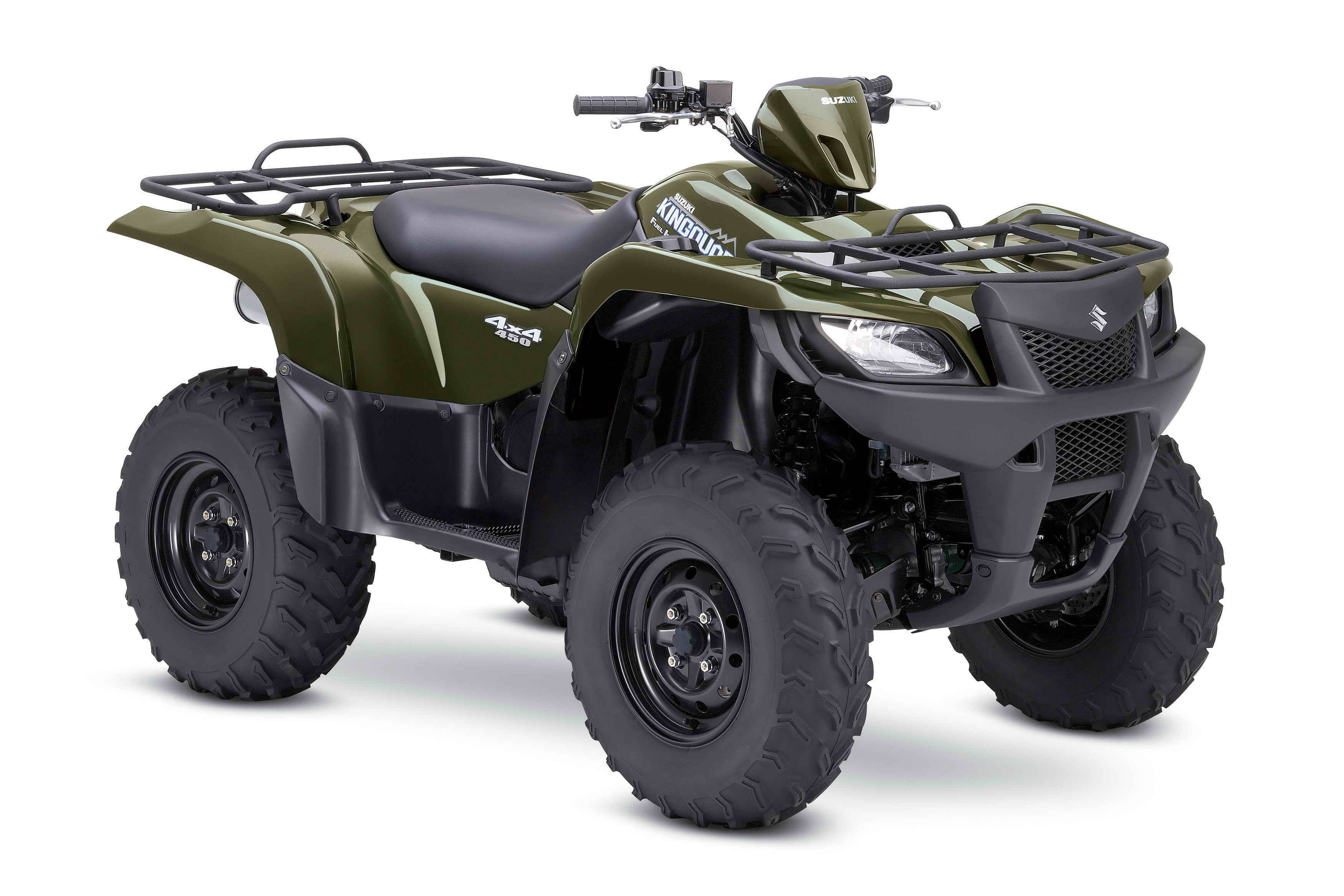 2007 suzuki kingquad 450 4x4 review top speed. Black Bedroom Furniture Sets. Home Design Ideas