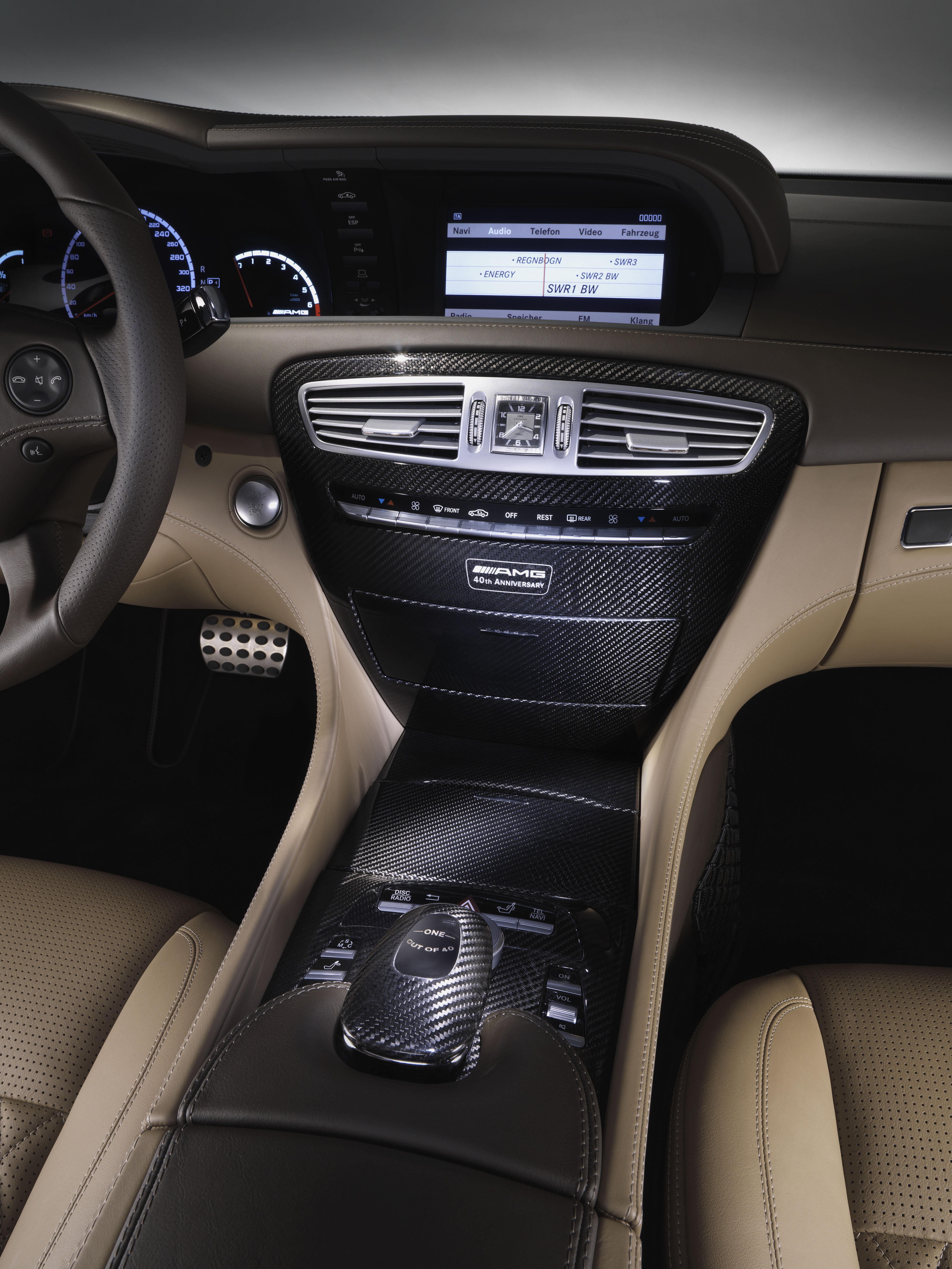 2008 Mercedes CL 65 AMG Gallery 159194 | Top Speed  |2008 Mercedes Cl65 Amg 40th Anniversary