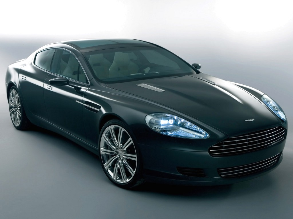 2009 aston martin rapide review - top speed