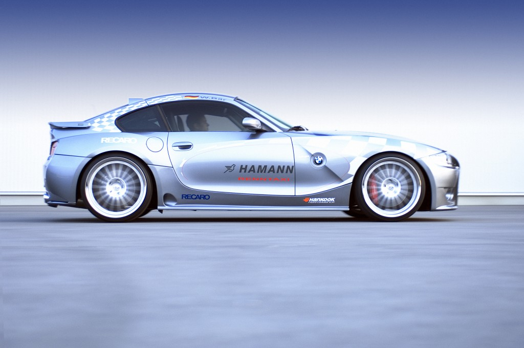 Hamann Z4 M Coupe Race Taxi Top Speed