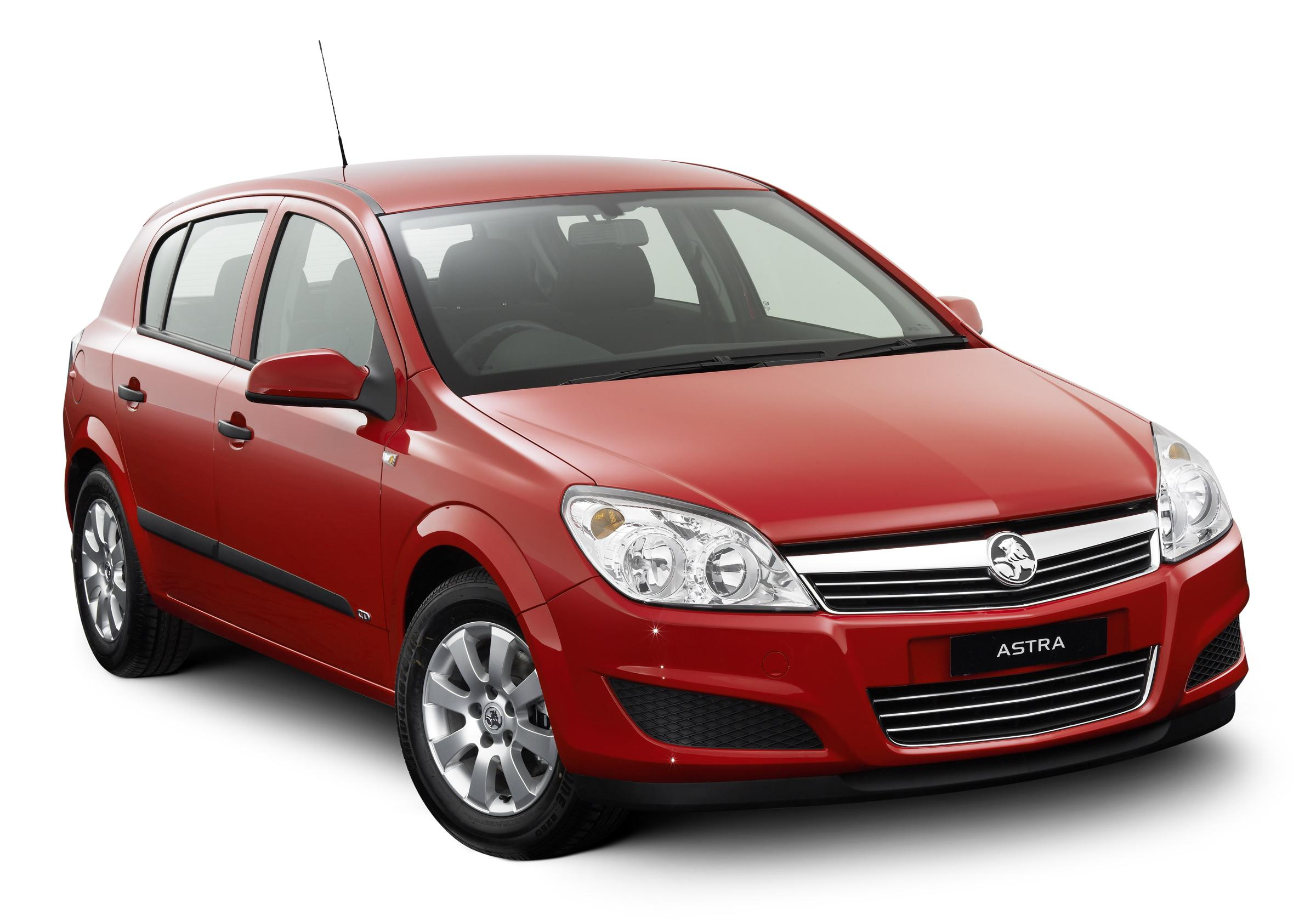 Holden Astra Hatch  Wagon And Coupe Get Brand New Engine