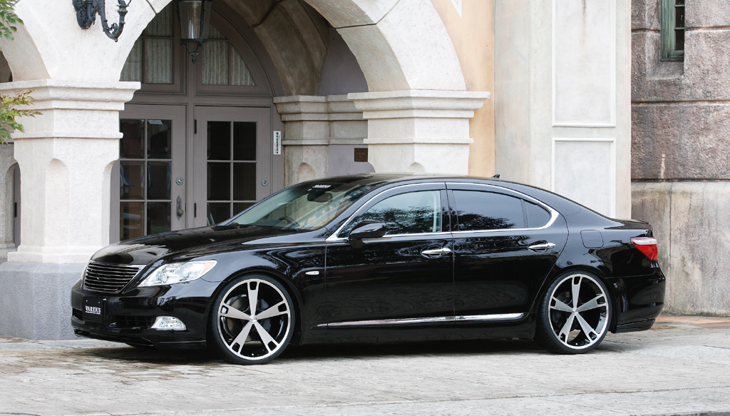 lexus ls460 tuned by fabulous top speed. Black Bedroom Furniture Sets. Home Design Ideas