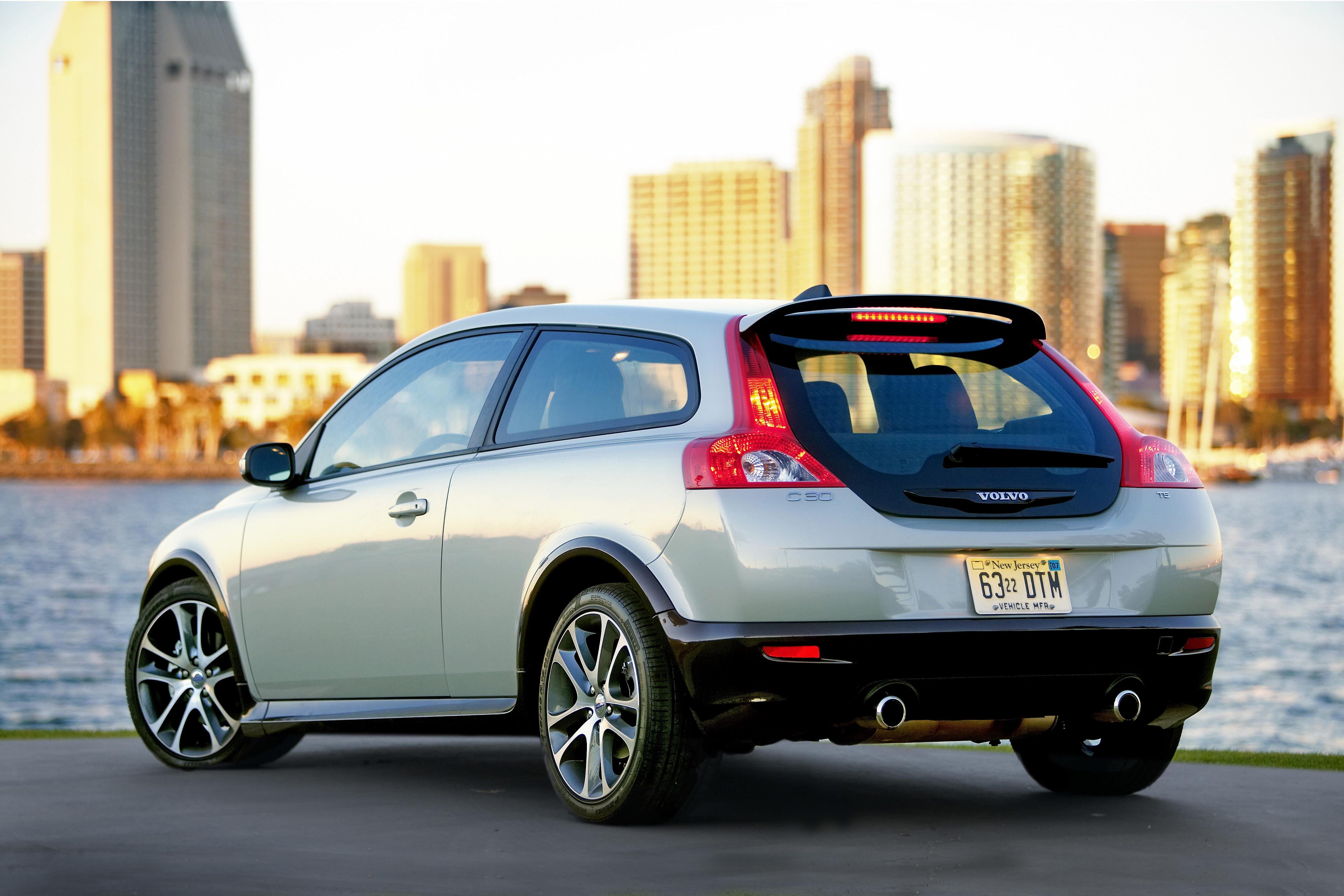 Volvo C30 Pricing Announced News - Top Sd