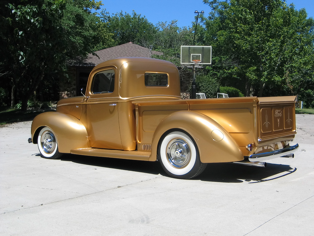 1940 Ford Pickup By FastLane Rod Shop | Top Speed