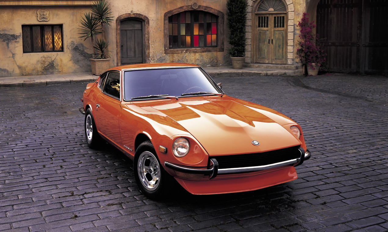 First generation nissan z-car (s30)