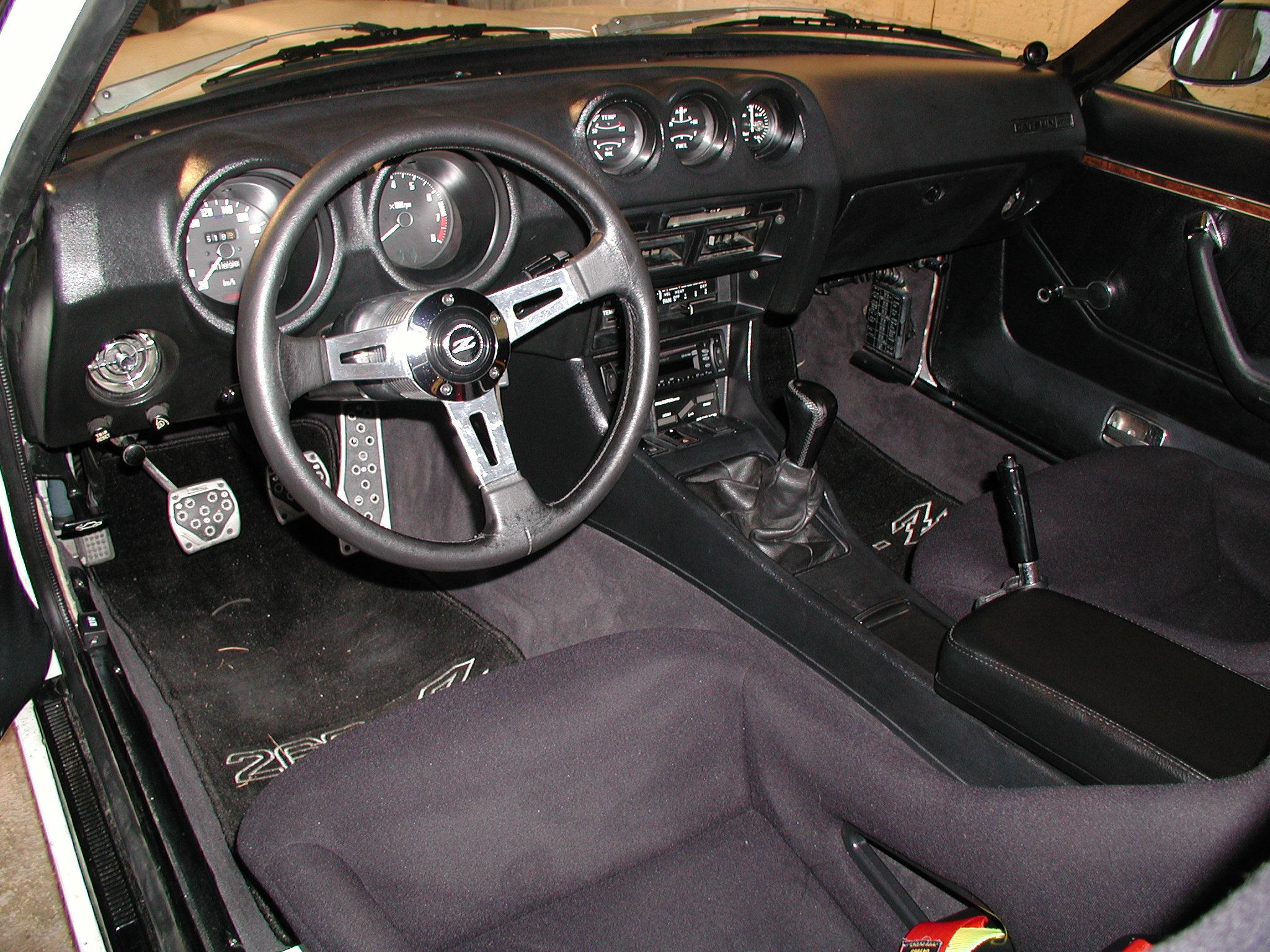 1970 1978 Nissan Z Car 240z 260z And 280z Top Speed Forum O View Topic Mini Max Wiring With Steering Wheel Push Button