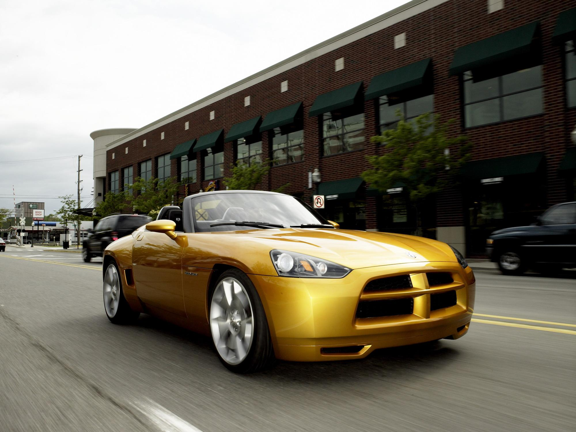 20 Years Of Chrysler Modern Concept Vehicles News Top Speed